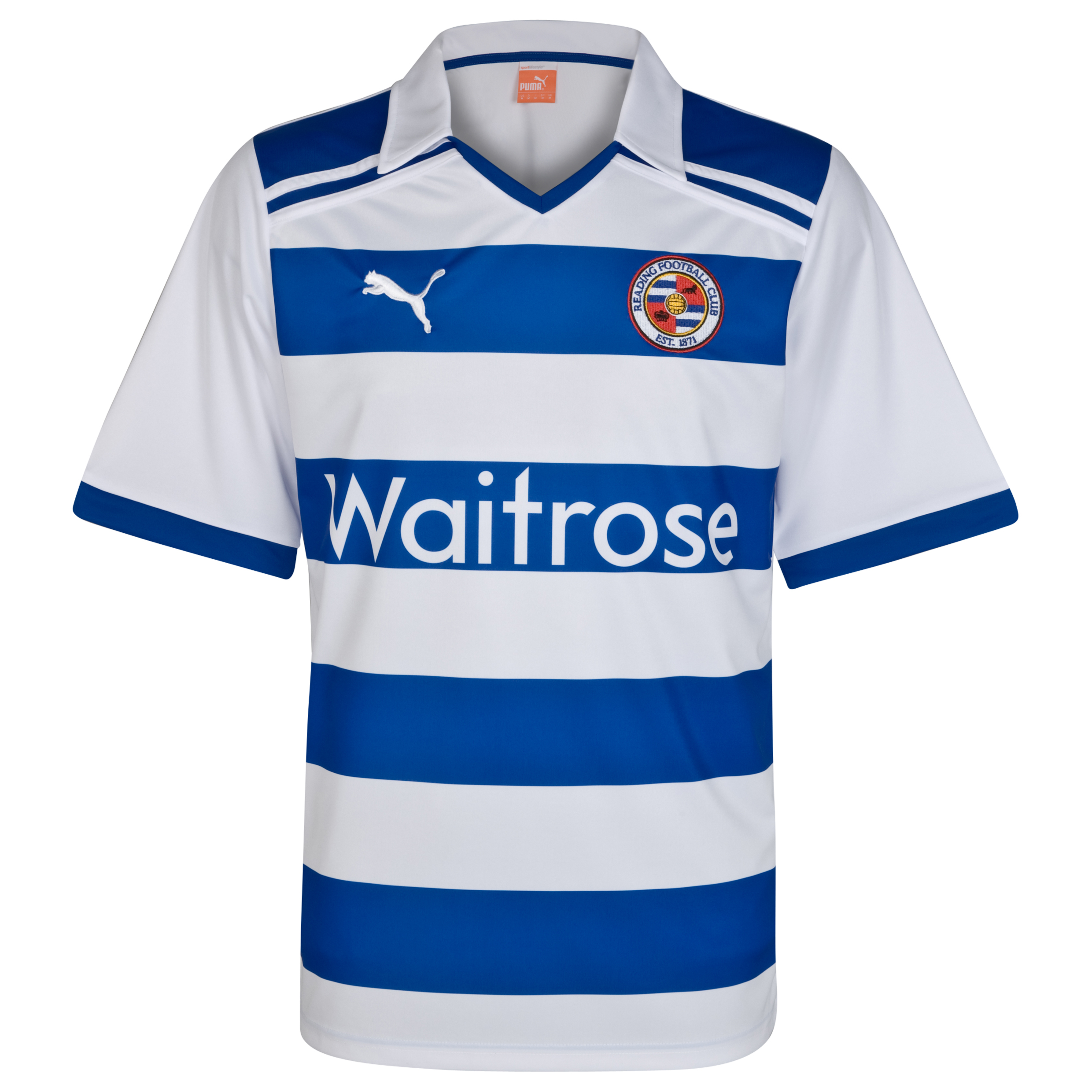 Reading Home Shirt 2011/12