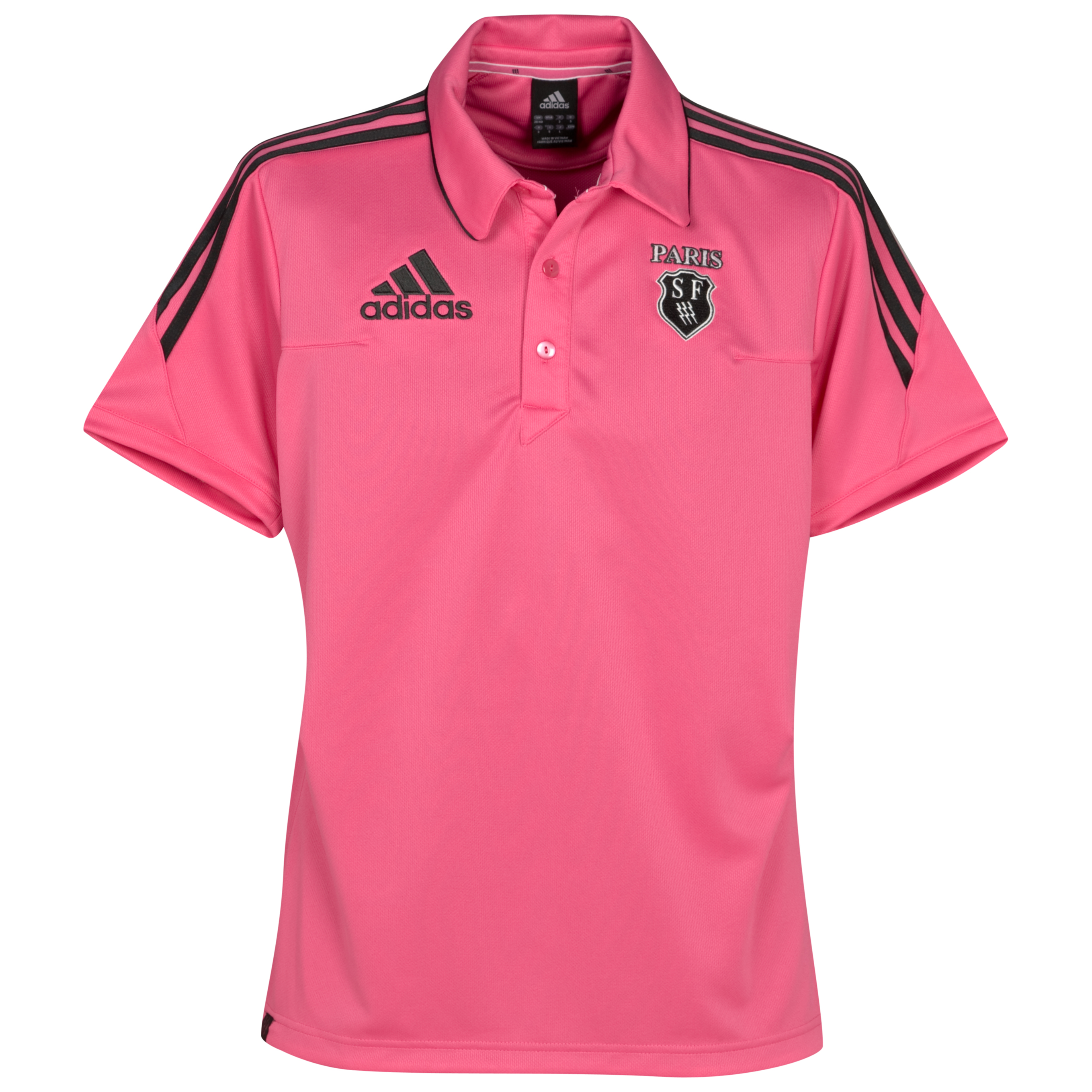 Stade Francais Polo Shirt  - Bloom