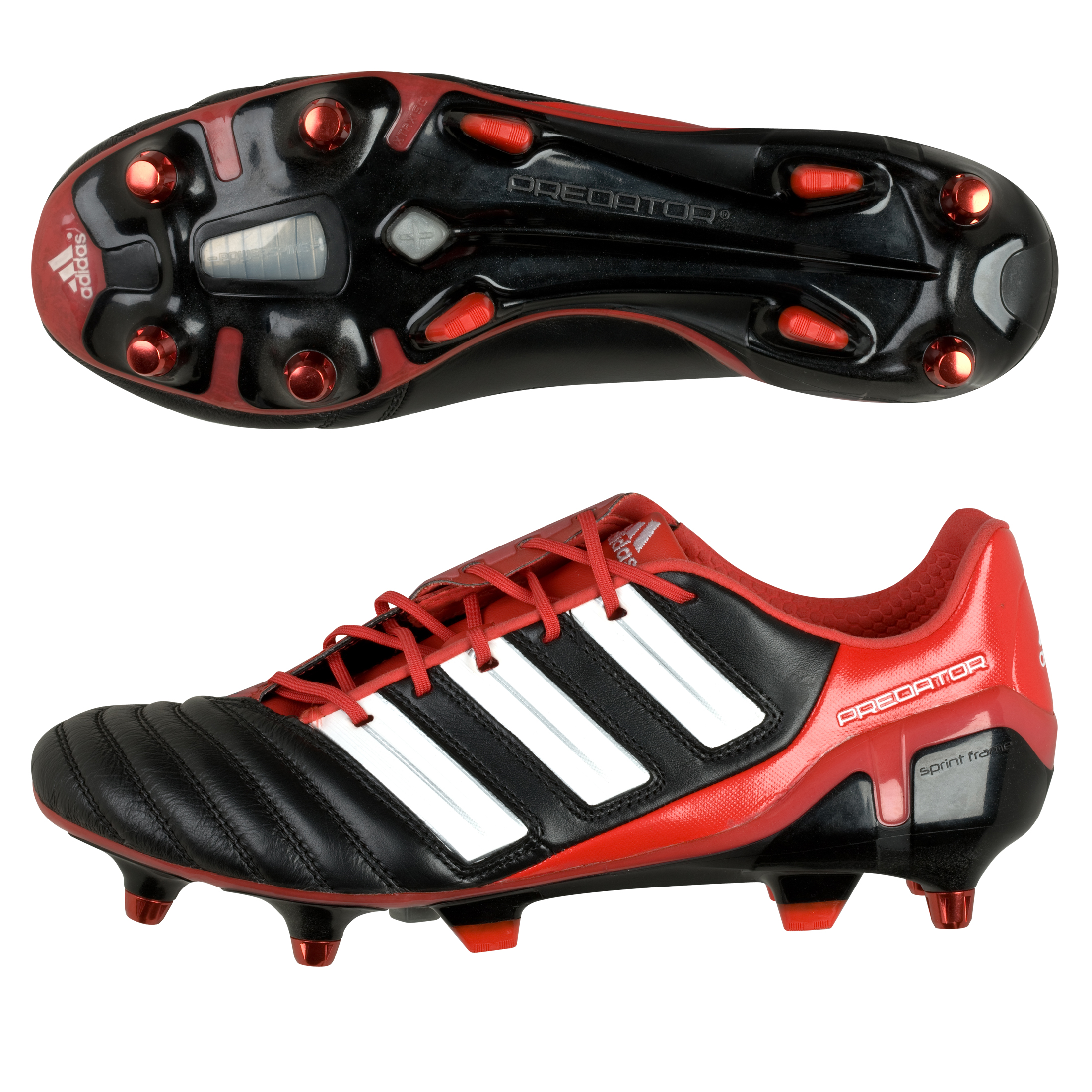 adidas adipower Predator X TRX Soft Ground Football Boots