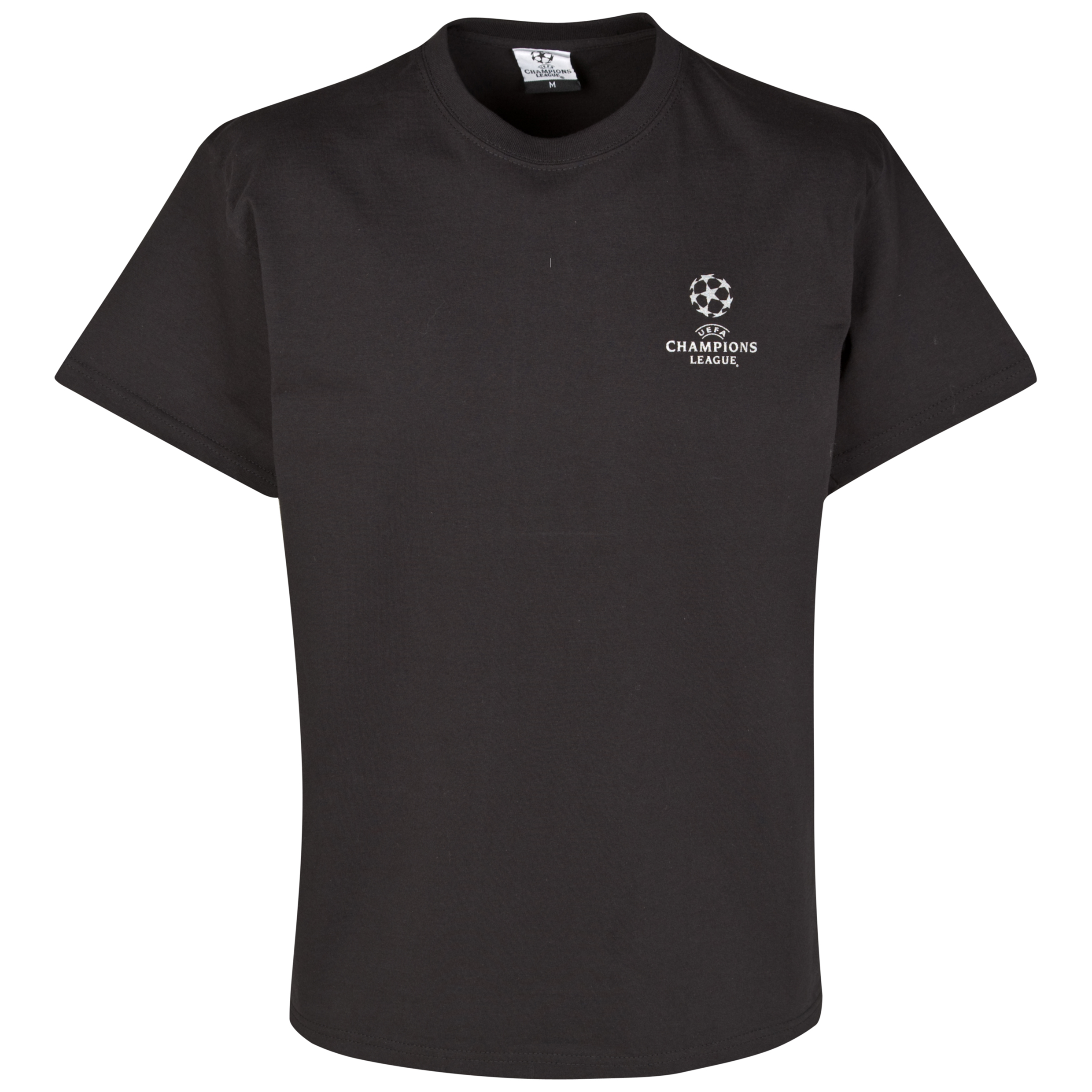 UEFA Champions League T-Shirt - Black