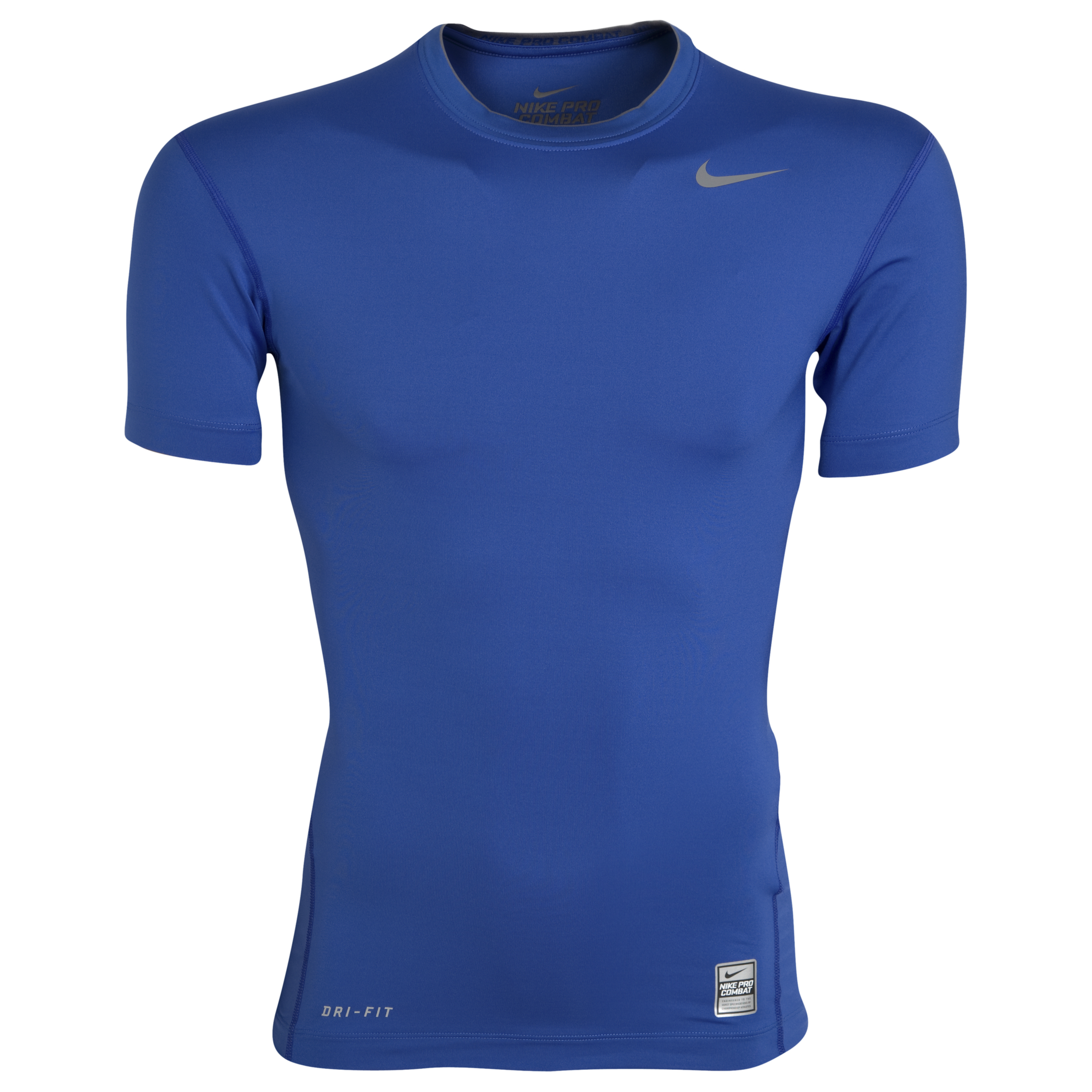 Nike Pro Core Crew Top - Varsity Royal
