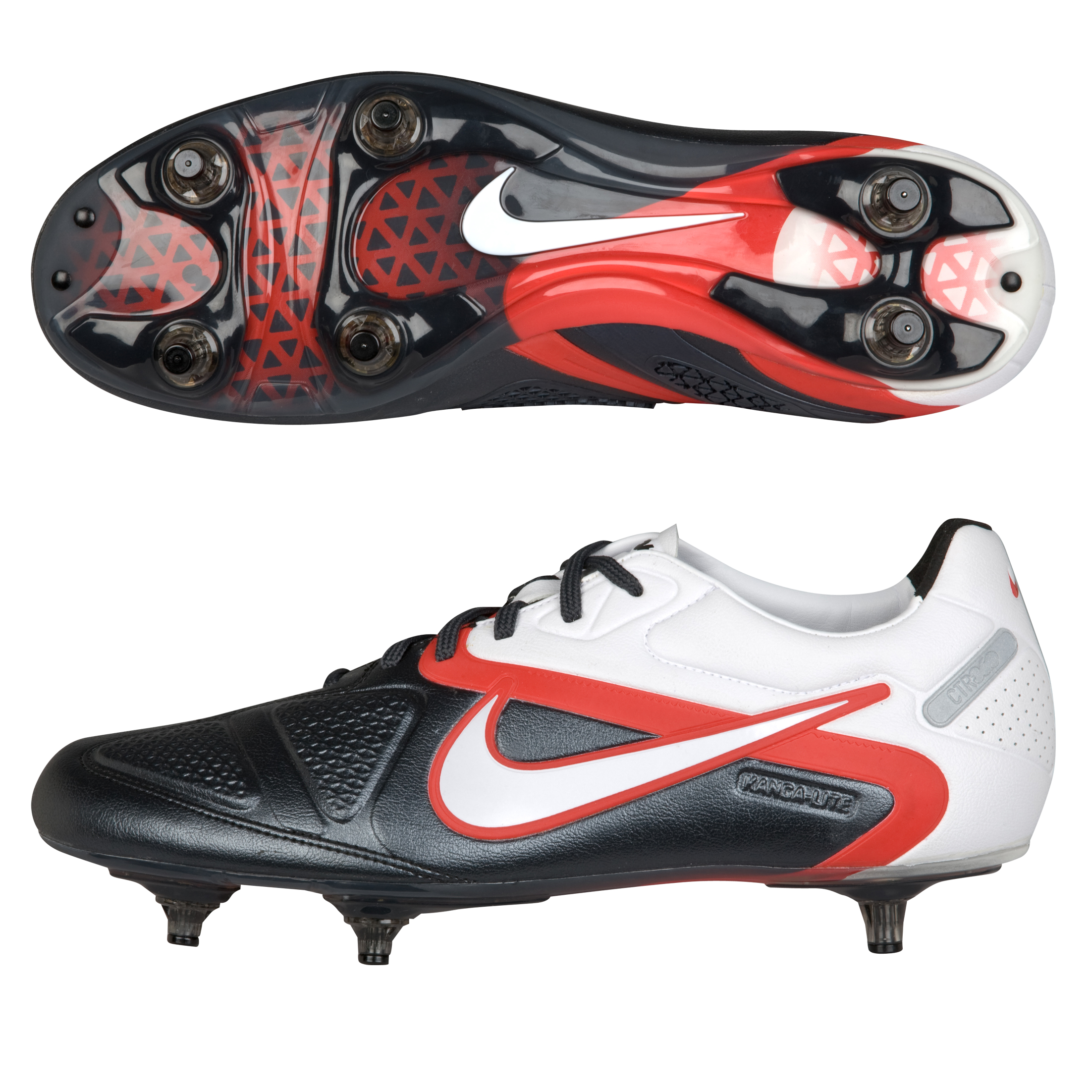 CTR360 Maestri II SG Black/White/Challenge Red