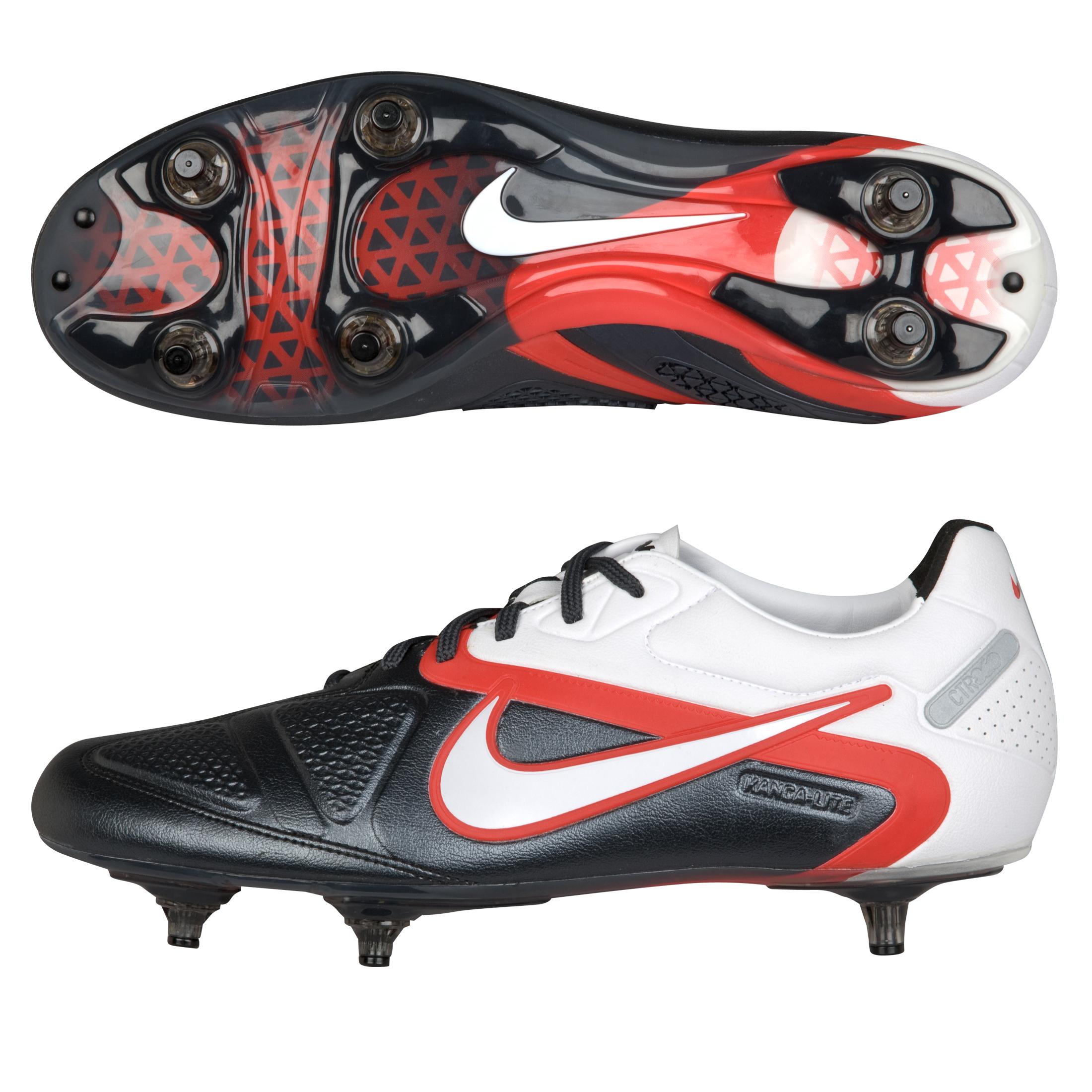 Nike CTR360 Maestri II Soft Ground Black/White/Challenge Red