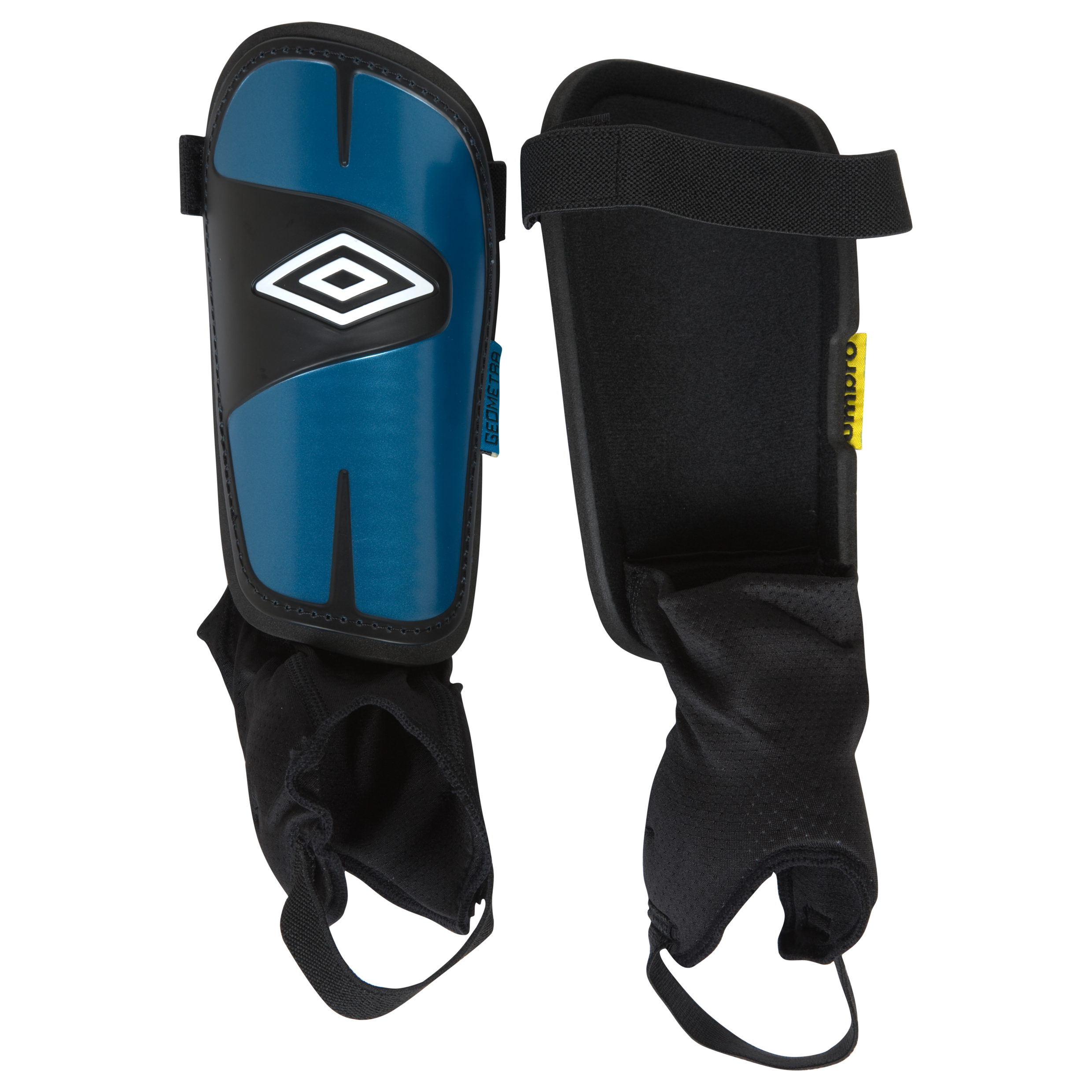 Umbro Geometra Cup Guard - Vivid Blue/Black/White