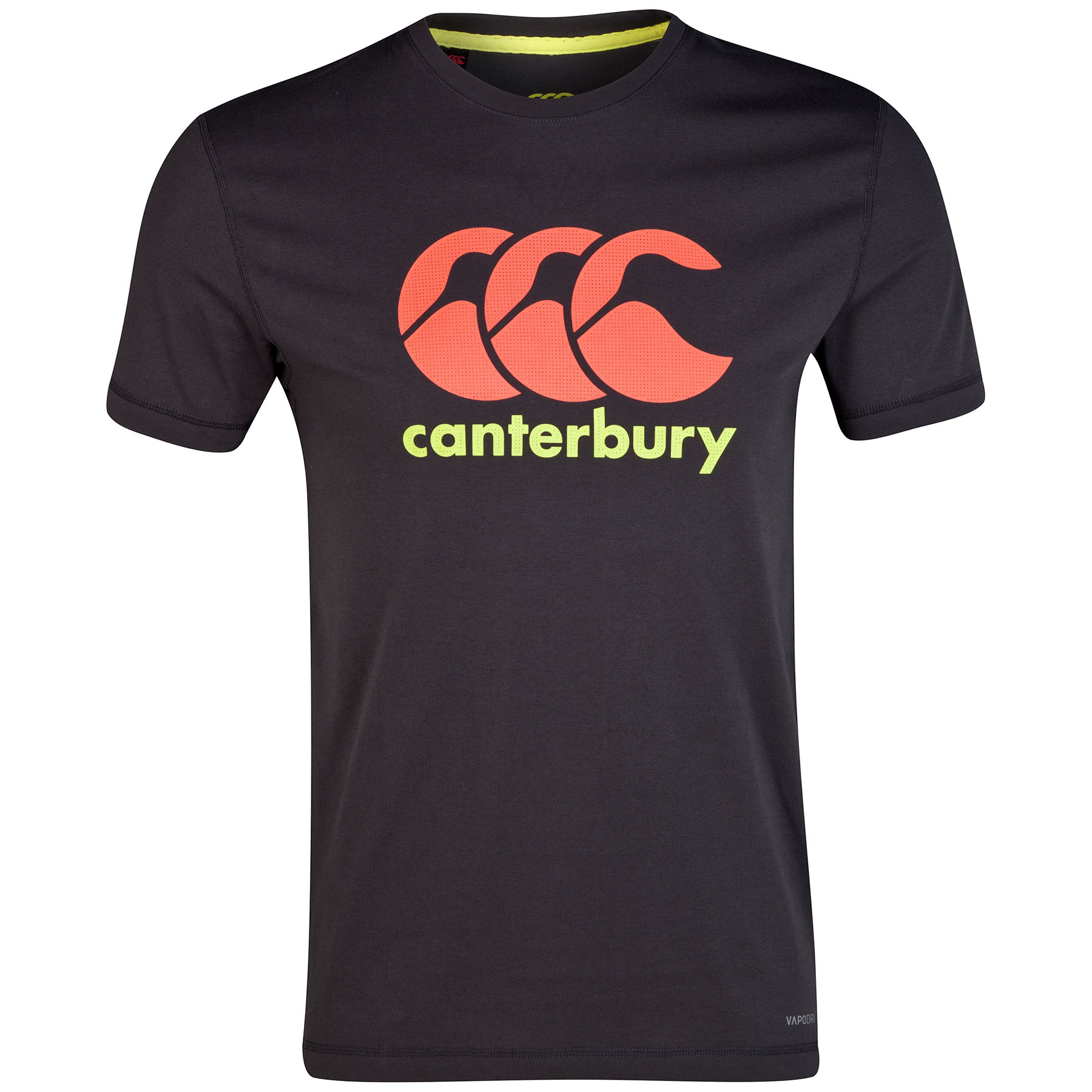 Canterbury Mercury TCR Vapordri T-Shirt Dk Grey