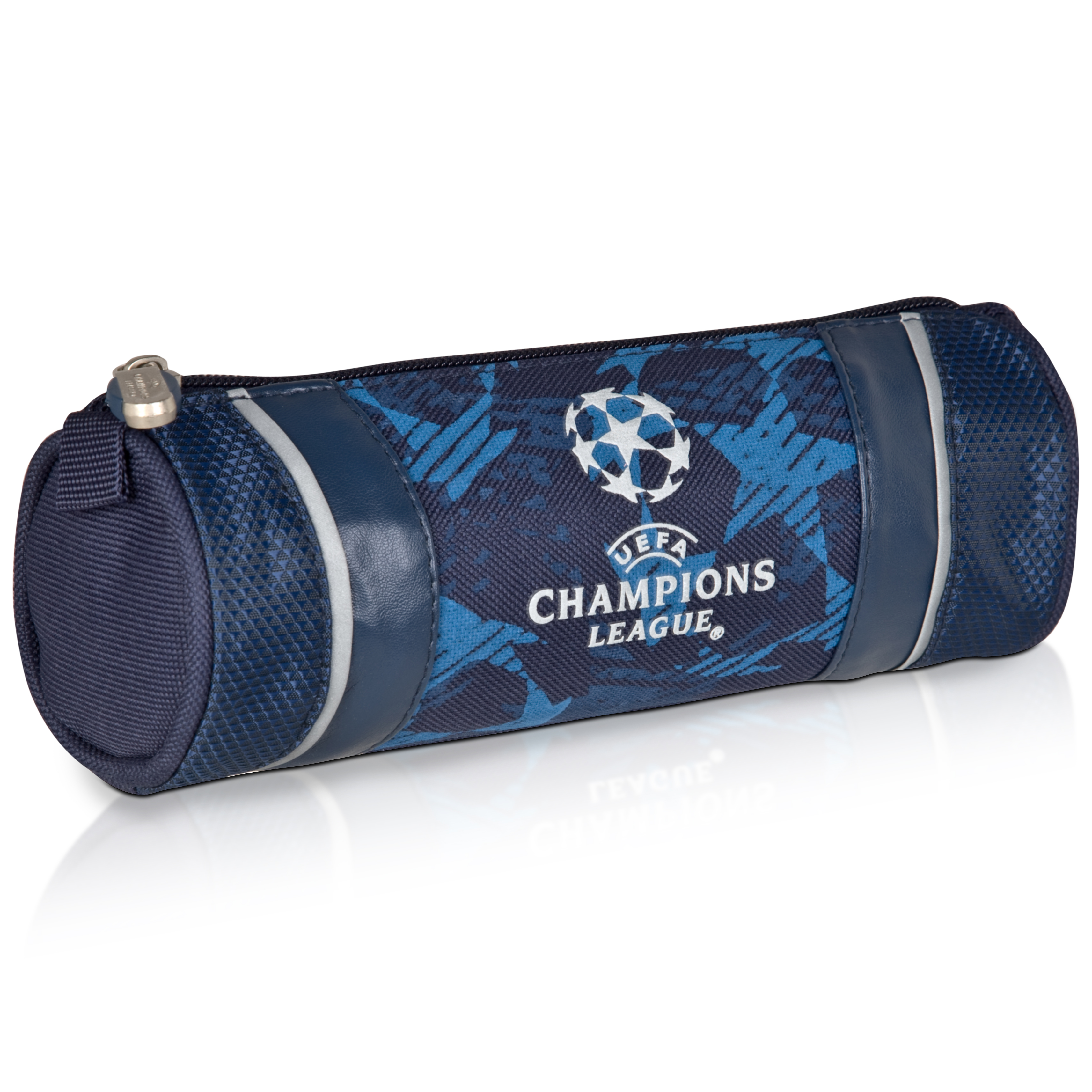 UEFA Champions League Round Pencil Case