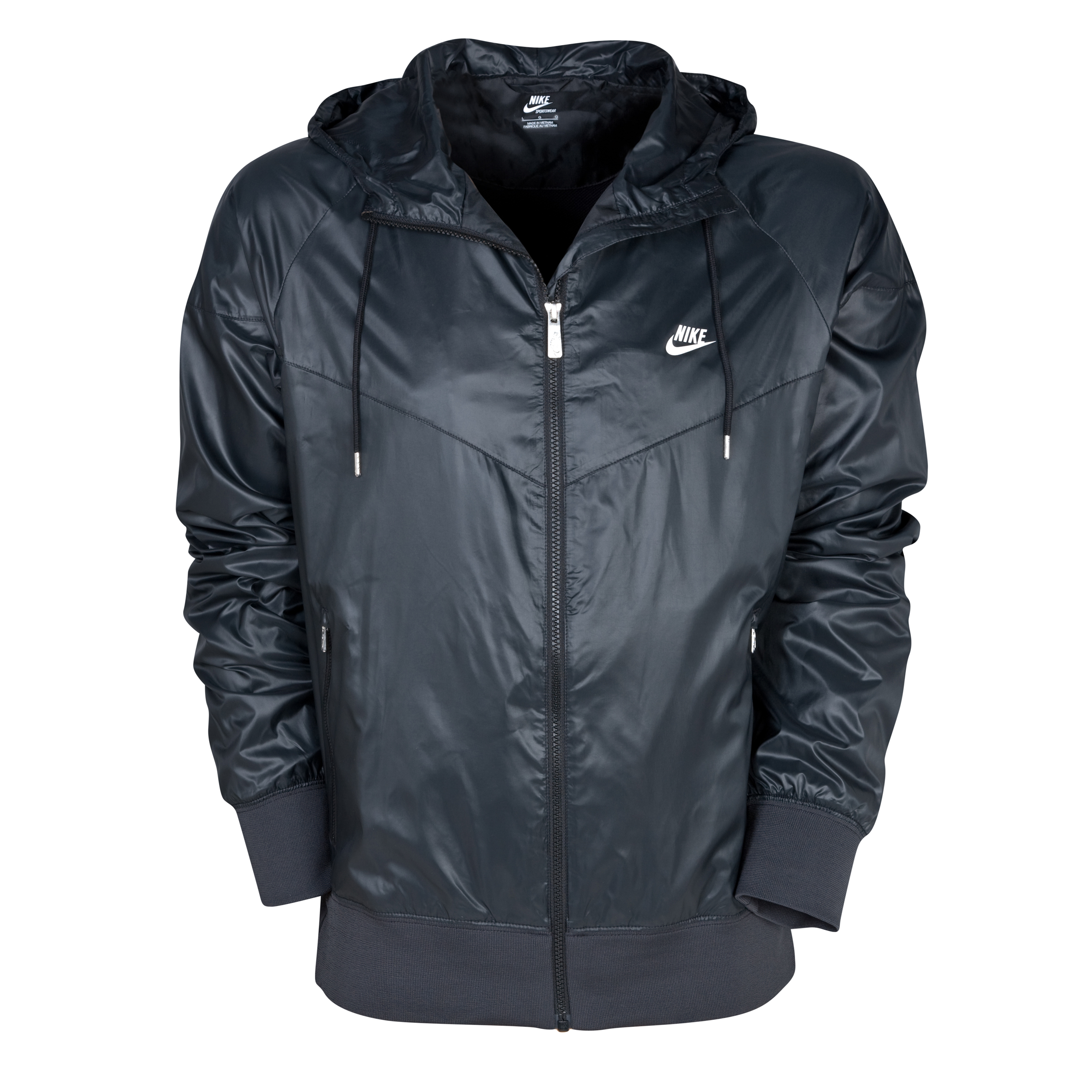 Nike Windrunner Jacket - Black