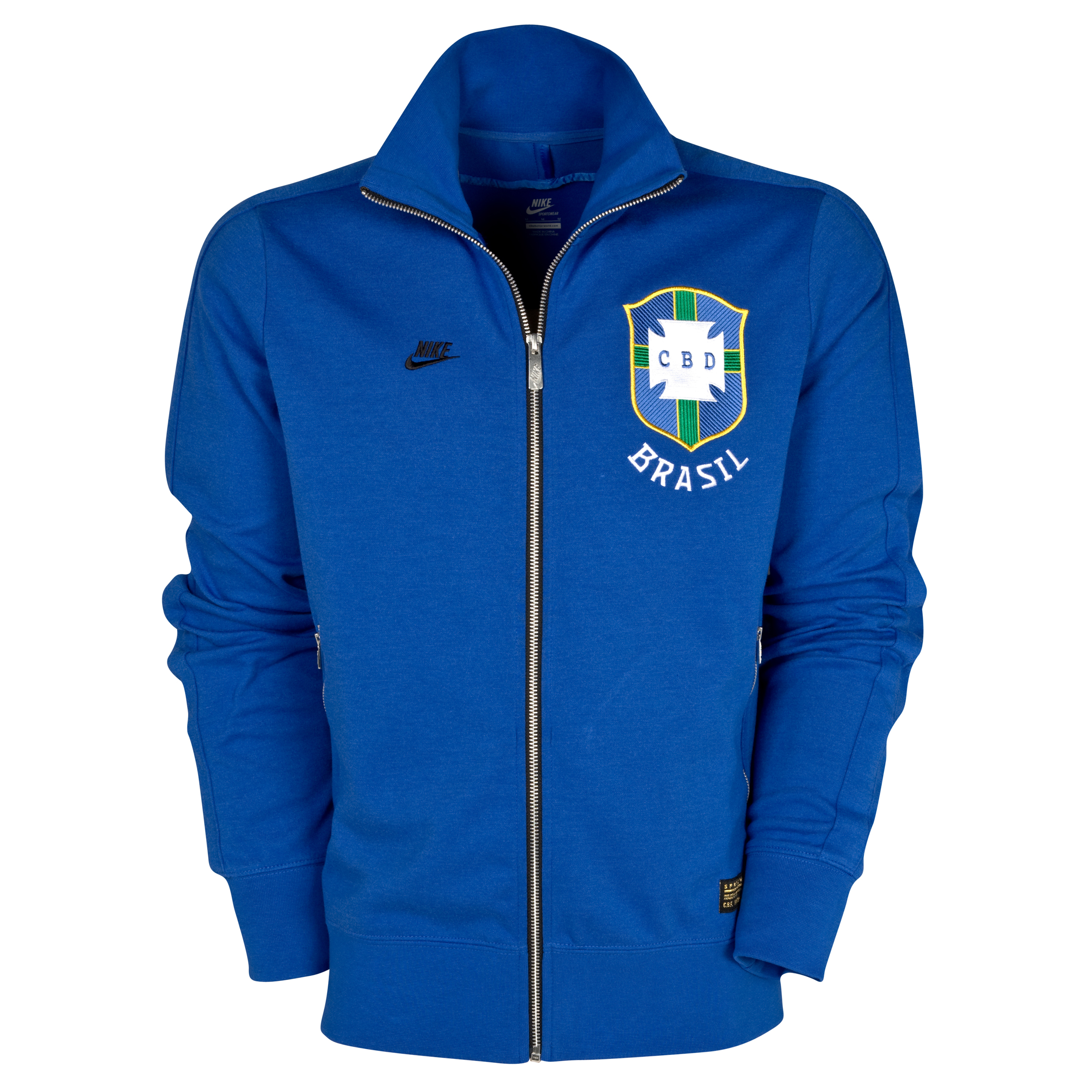 Brazil N98 Jacket - Royal