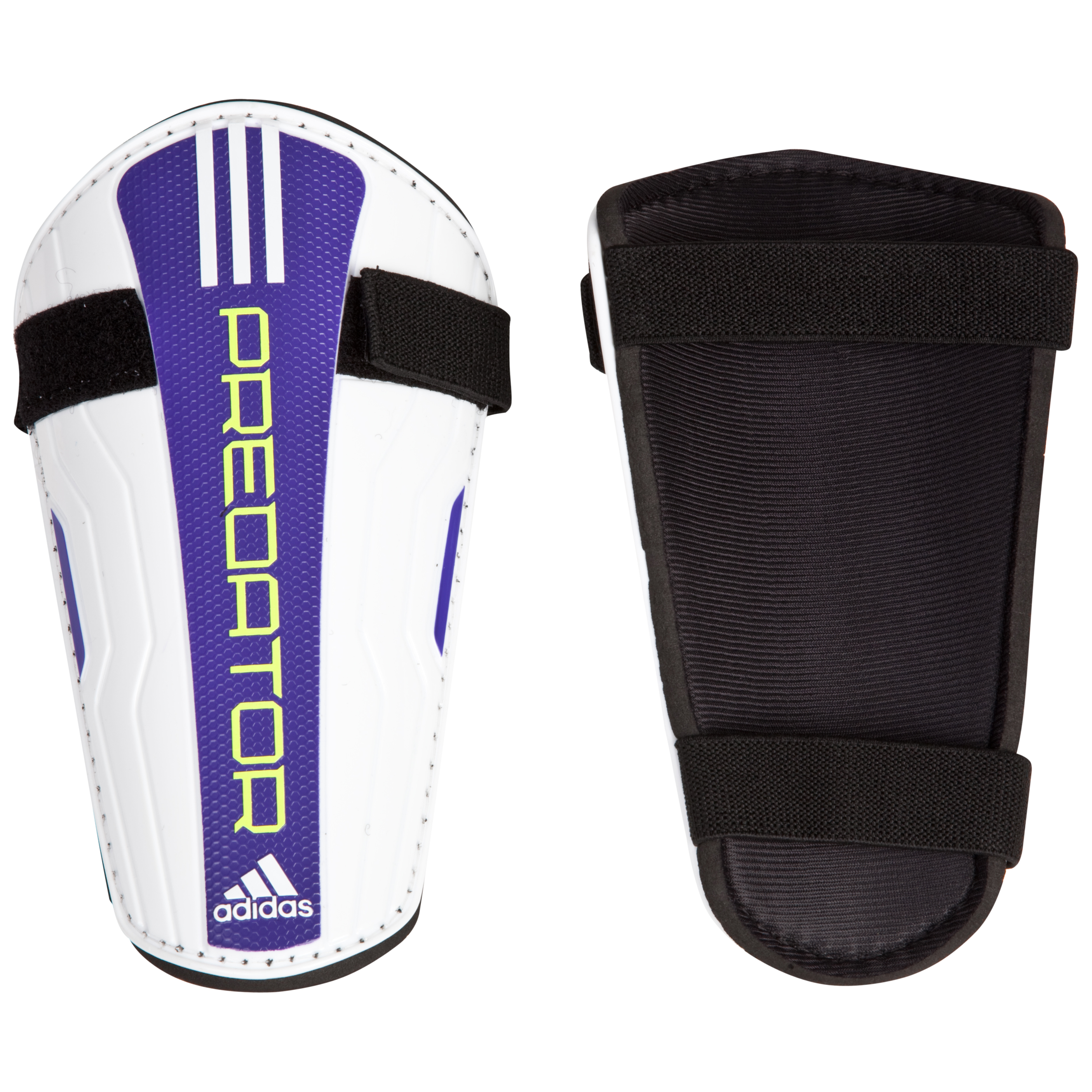 adidas Predator Lite Shinguard - White/Purple
