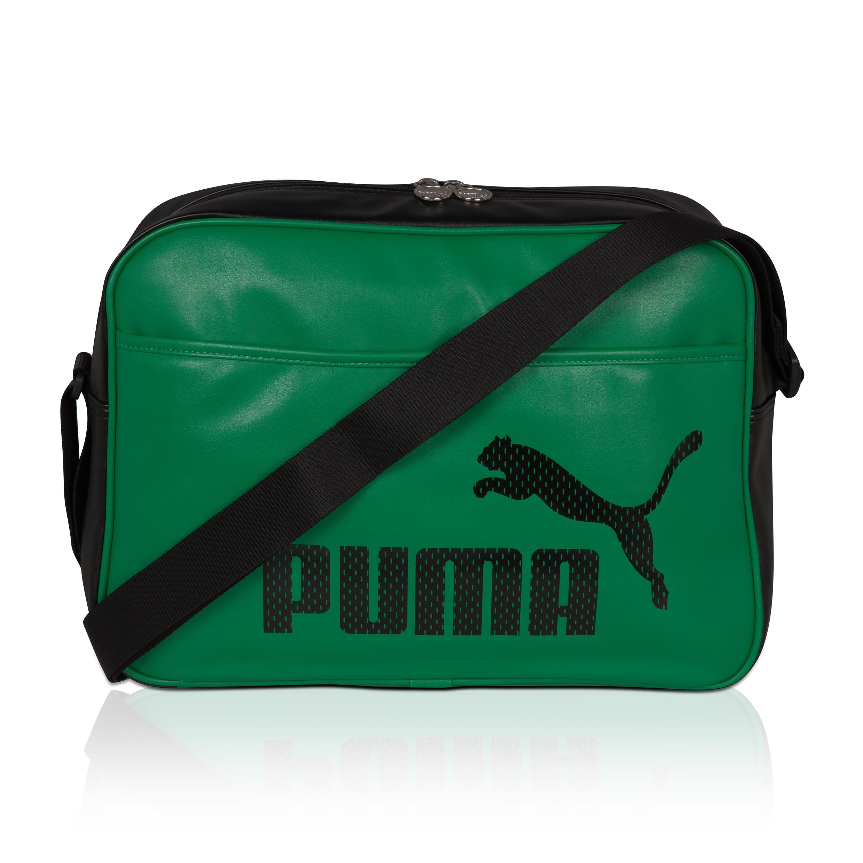 Puma Campus Reporter Bag - Jelly Bean/Black. for 25€