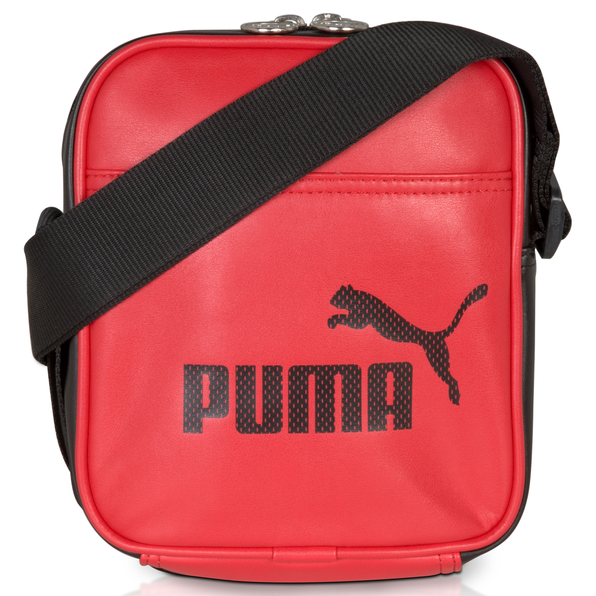 Puma Campus Portable Bag - Ribbon Red/Black