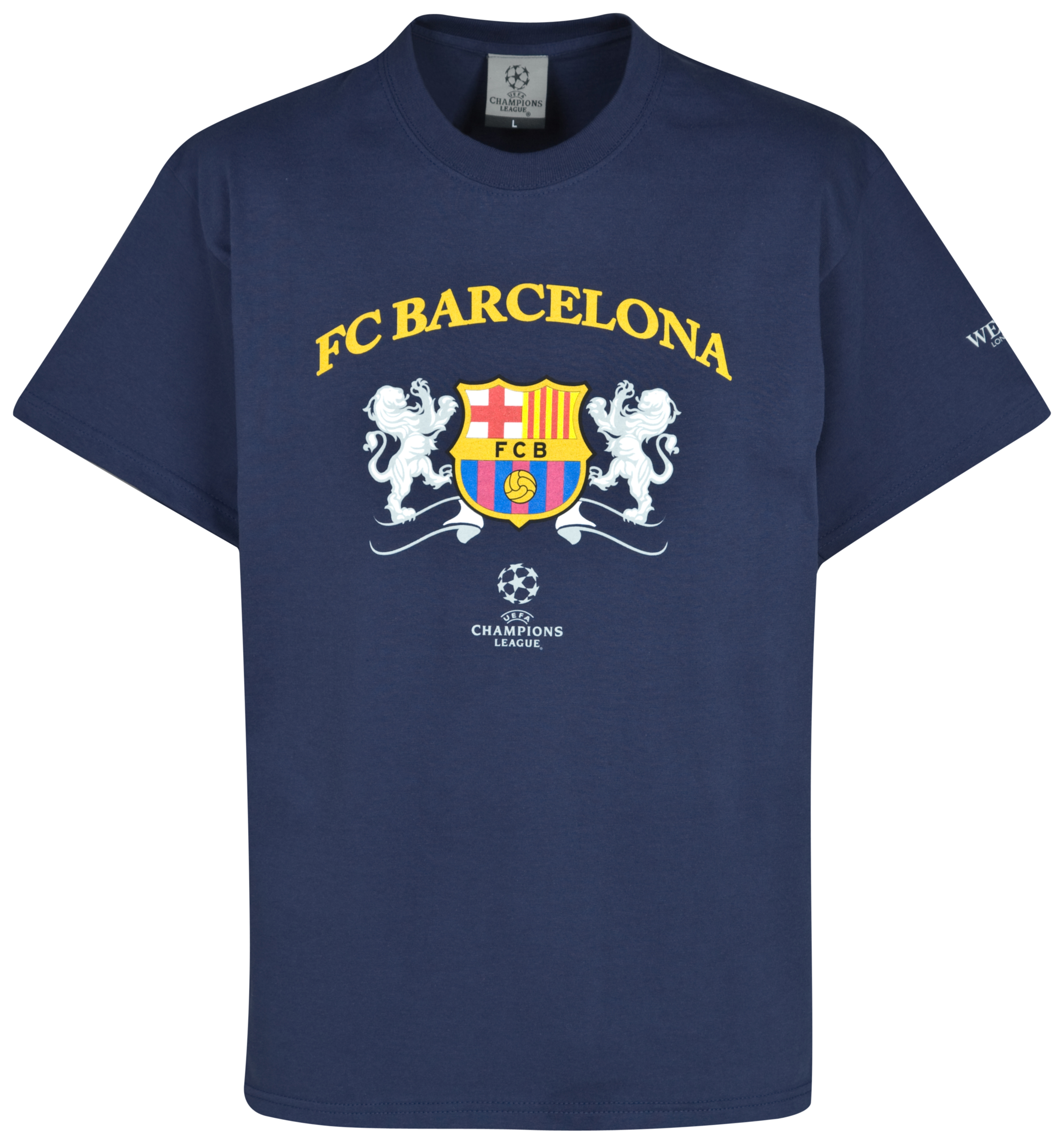 UEFA Champions League 2011 Final T-Shirt - Navy