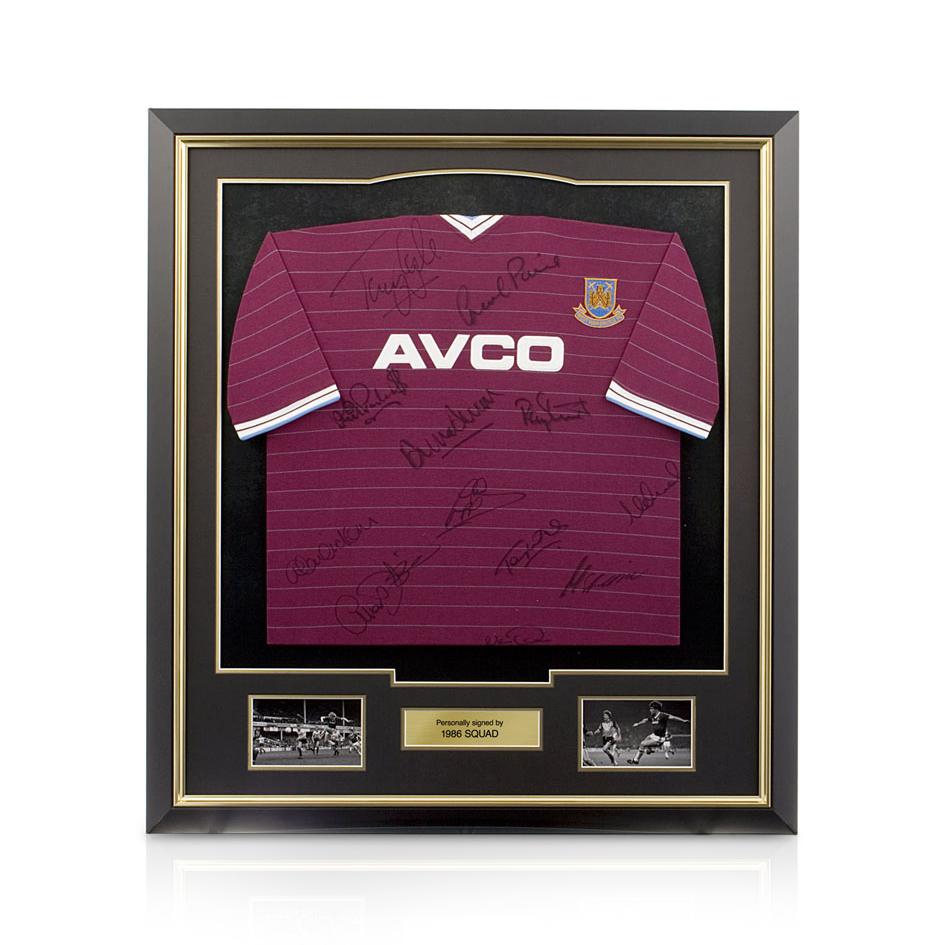 signed-1986-shirt-framed