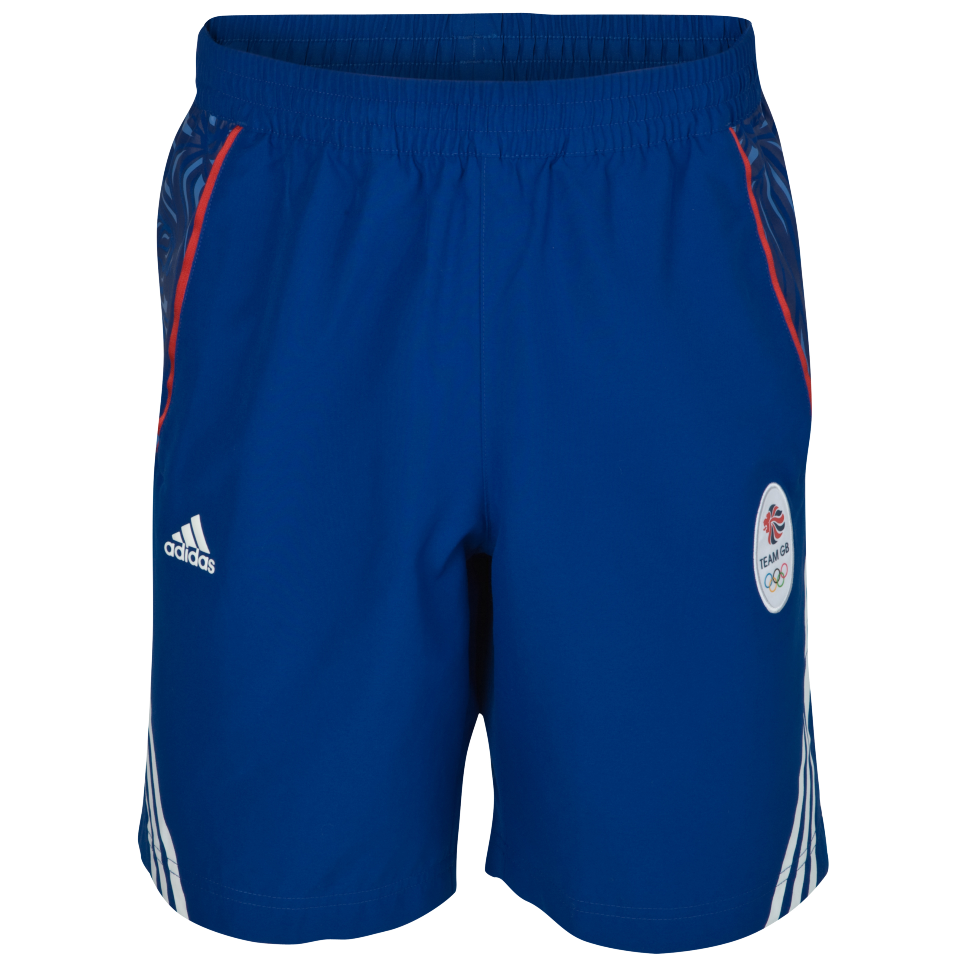 adidas Team GB Icon Short - Collegiate Royal