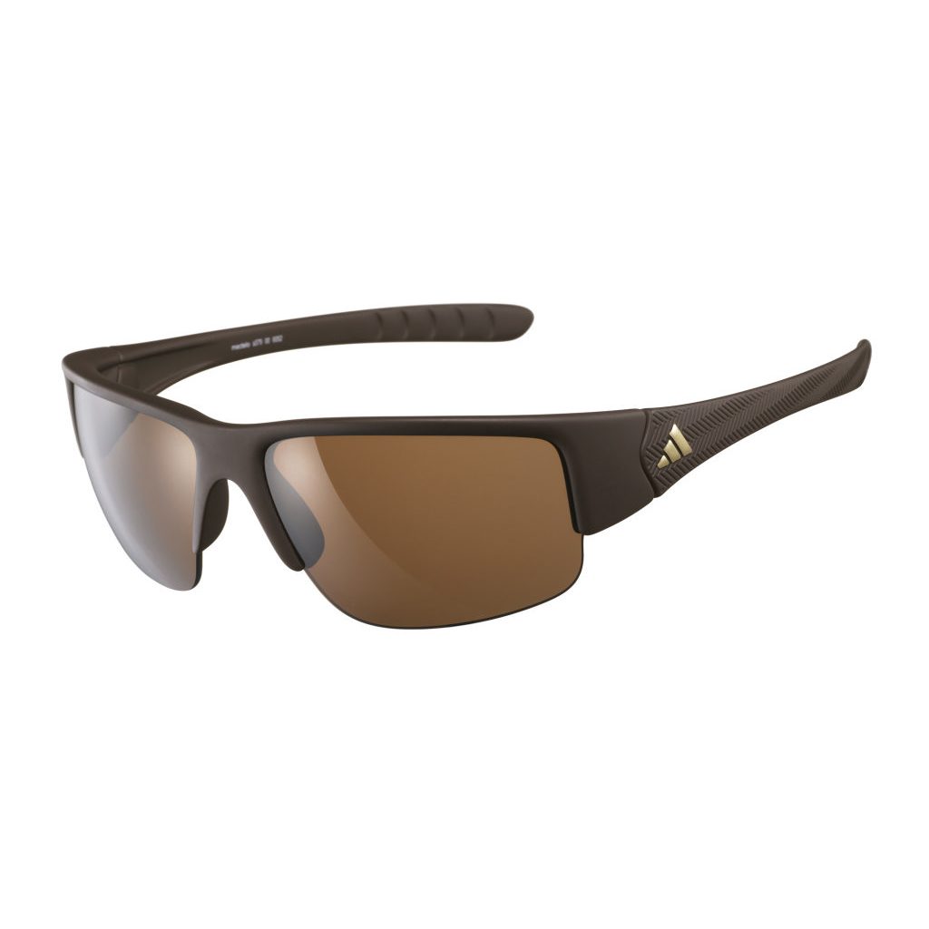 Adidas Mactelo Sunglasses - Matt Dark Chocolate