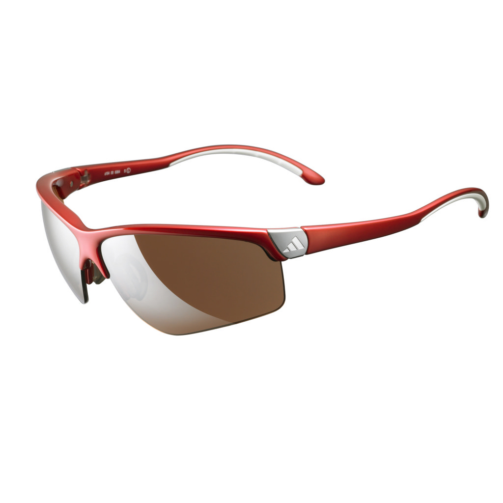 adidas Adivista Sunglasses - Red - Large
