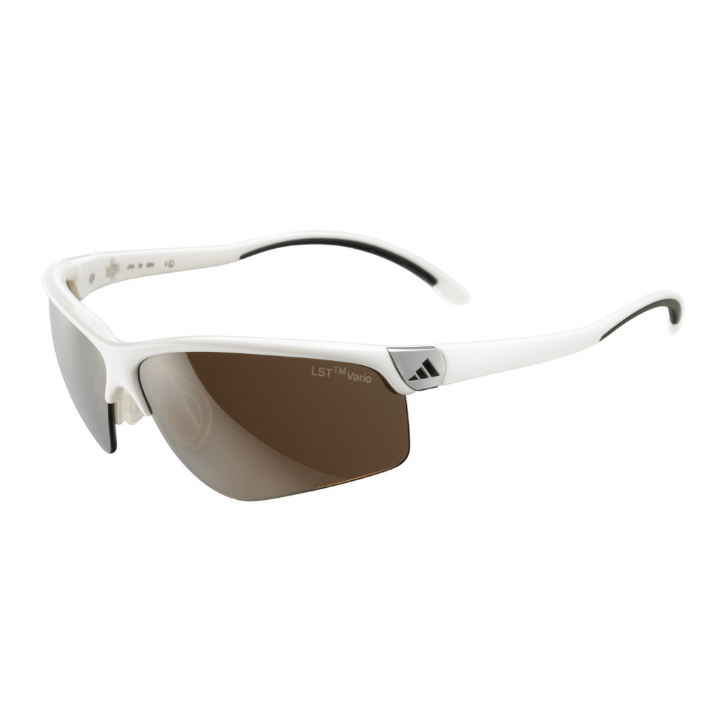 adidas Adivista Sunglasses - White - Large