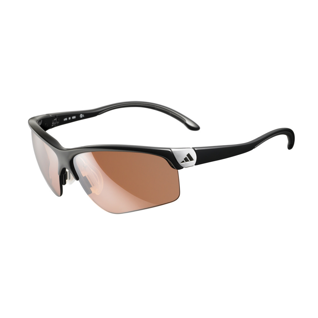 adidas Adivista Sunglasses - Shiny Black - Small