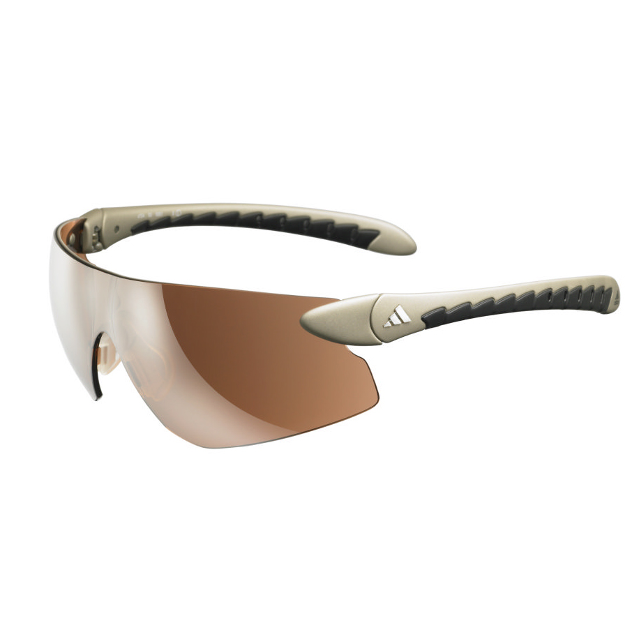 adidas T-Sight Sunglasses - Matt Titan - Small