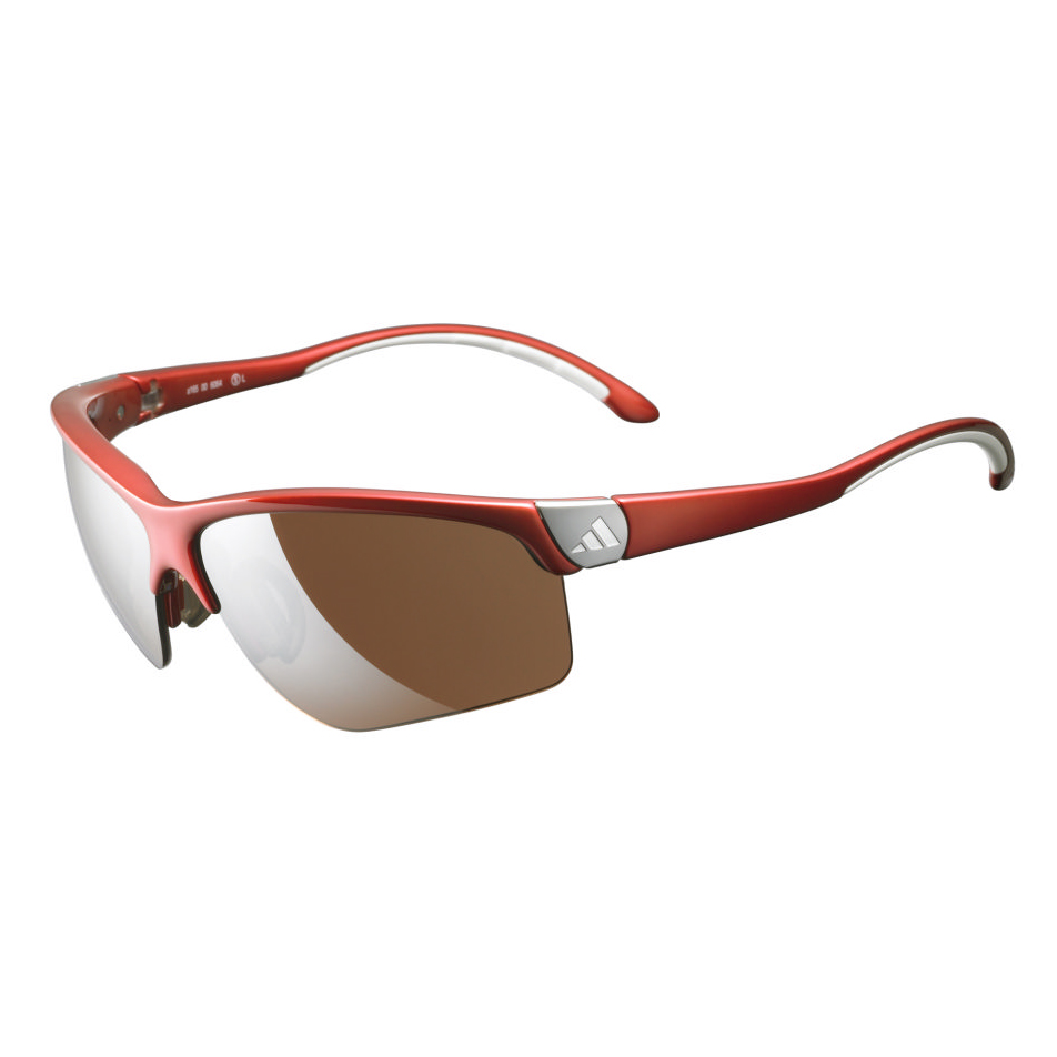 Adidas Adivista Sunglasses - Red - Small