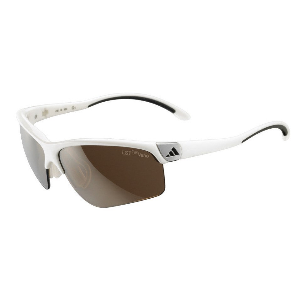 adidas Adivista Sunglasses - White - Small