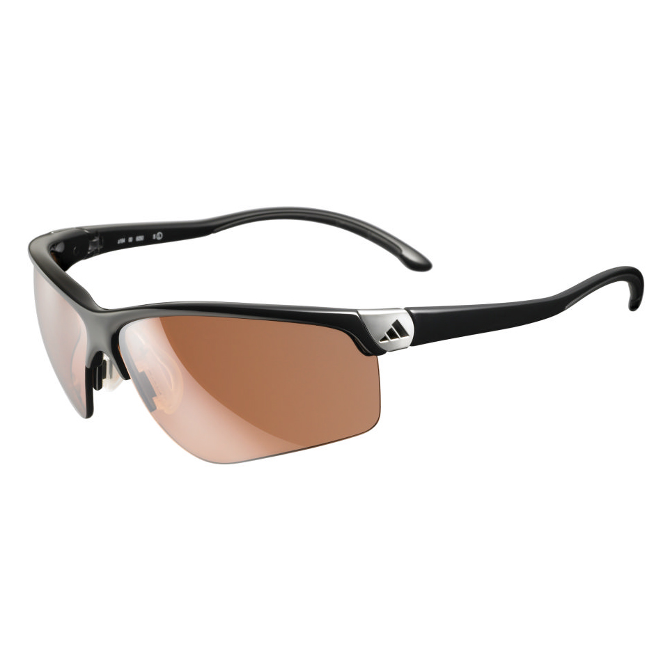 Adidas Adivista Sunglasses - Shiny Black - Large