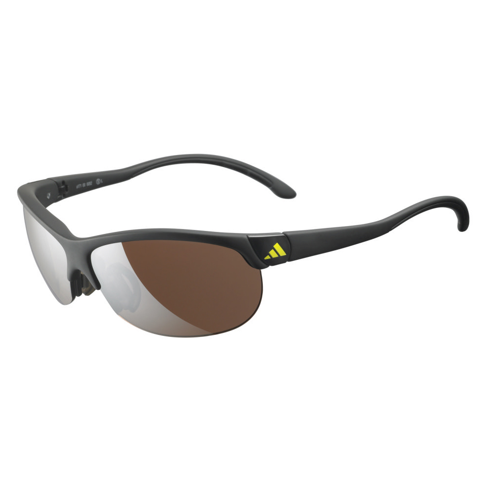 adidas Adizero Sunglasses - Matt Black - Small