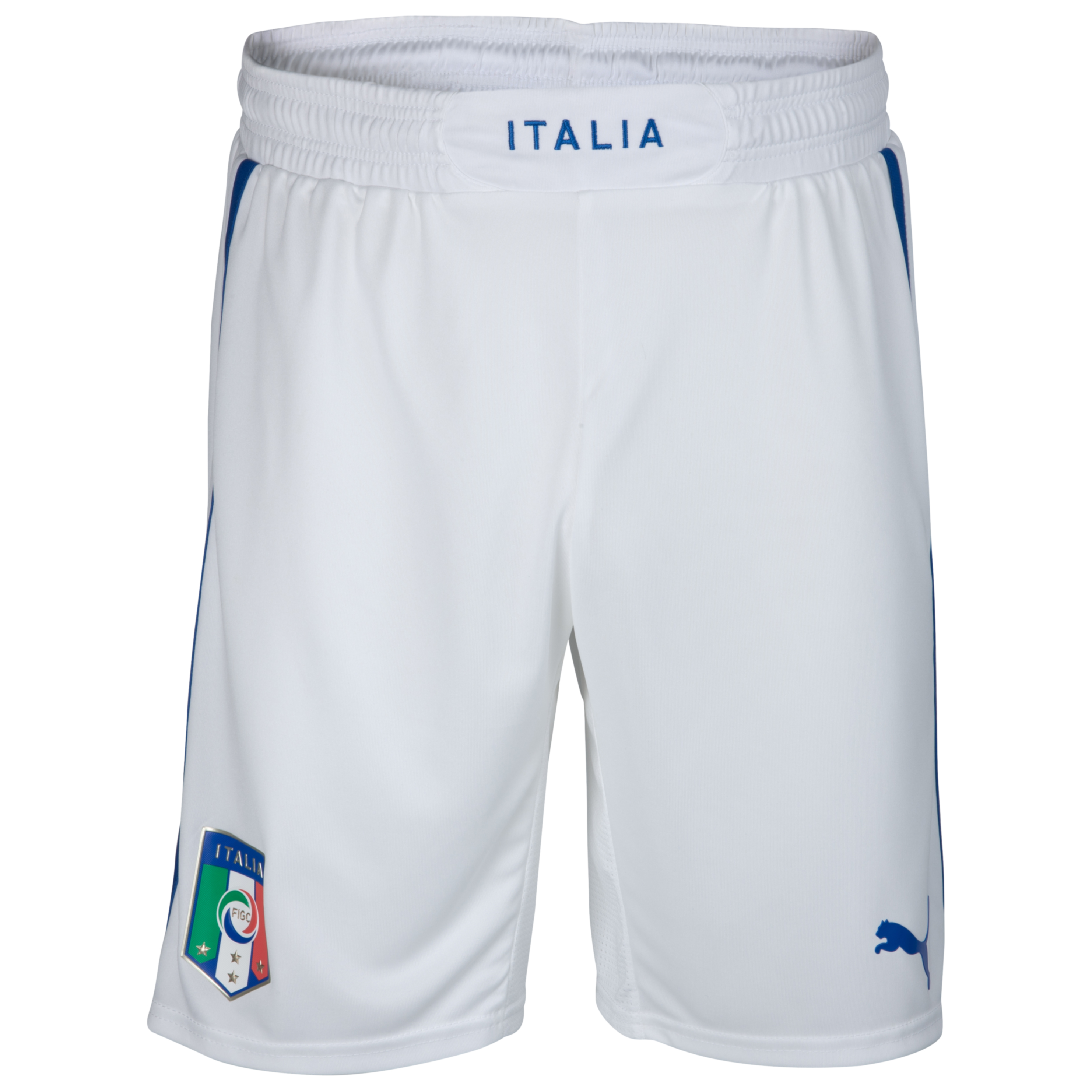 Italy Home Shorts 2011/13  - Kids