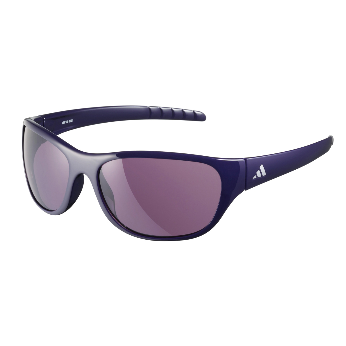 Adidas Kasoto Sunglasses - Plum Purple