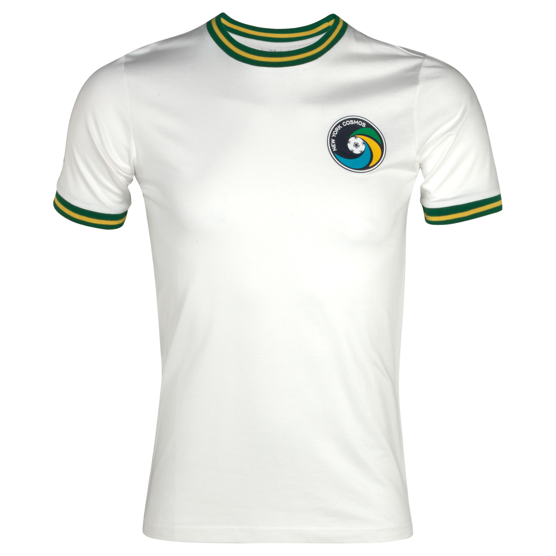 New York Cosmos 75' Vintage Jersey - White