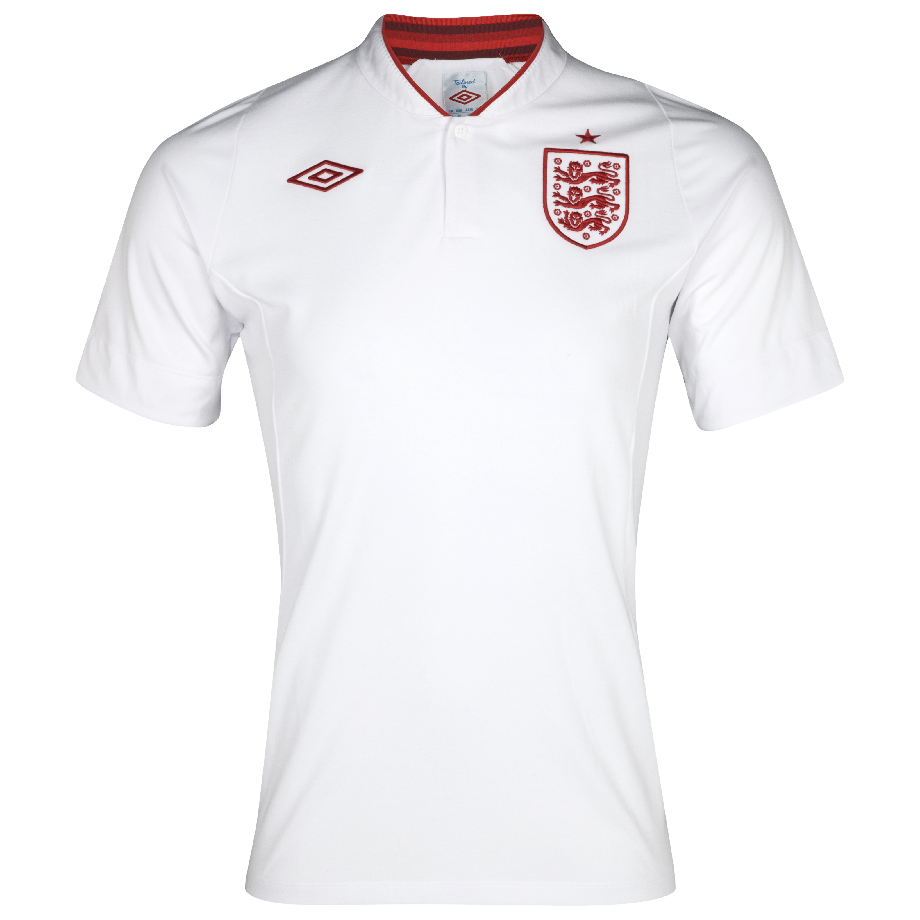 England Home Shirt 2012/13 - Boys