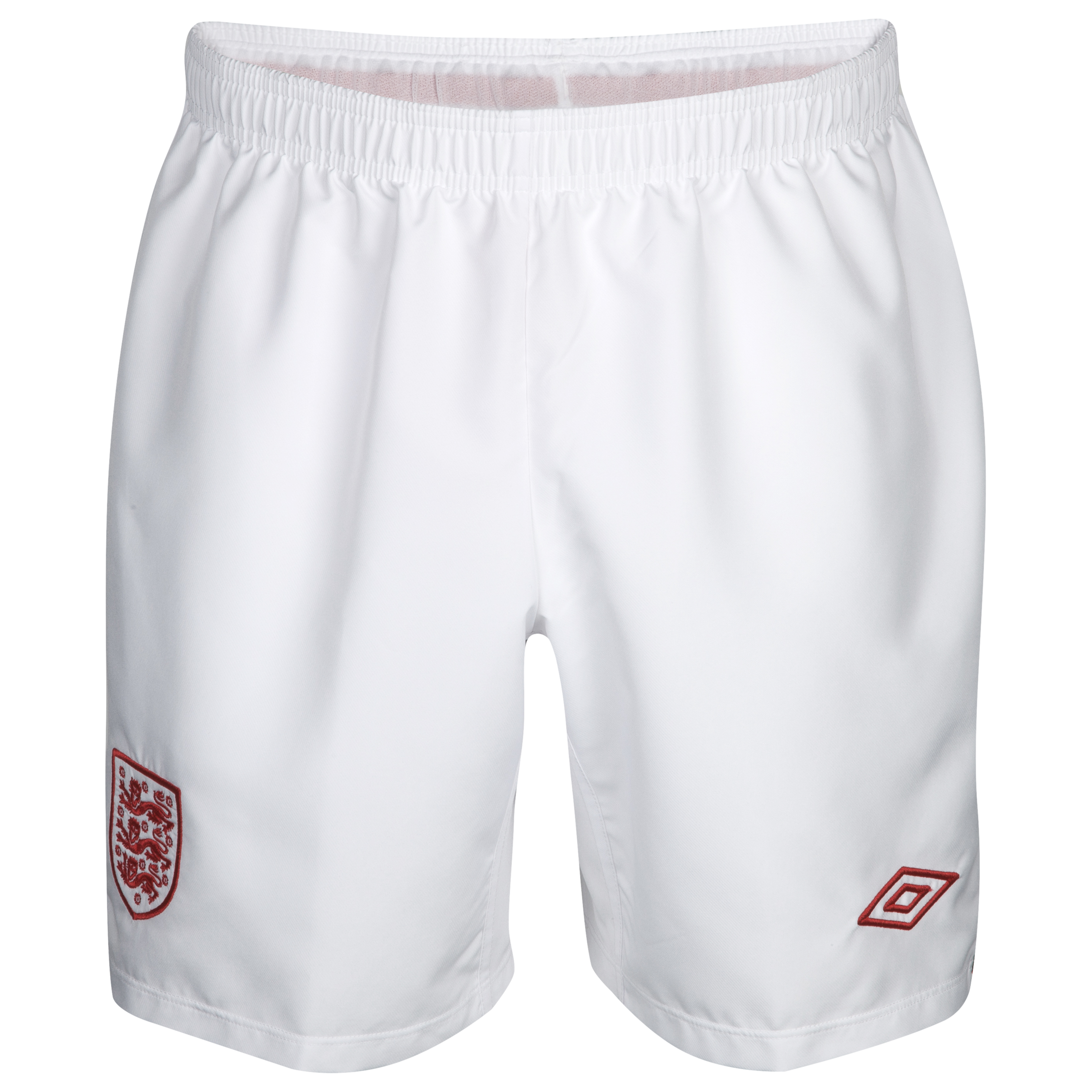 England Home Shorts 2012/13 - Boys