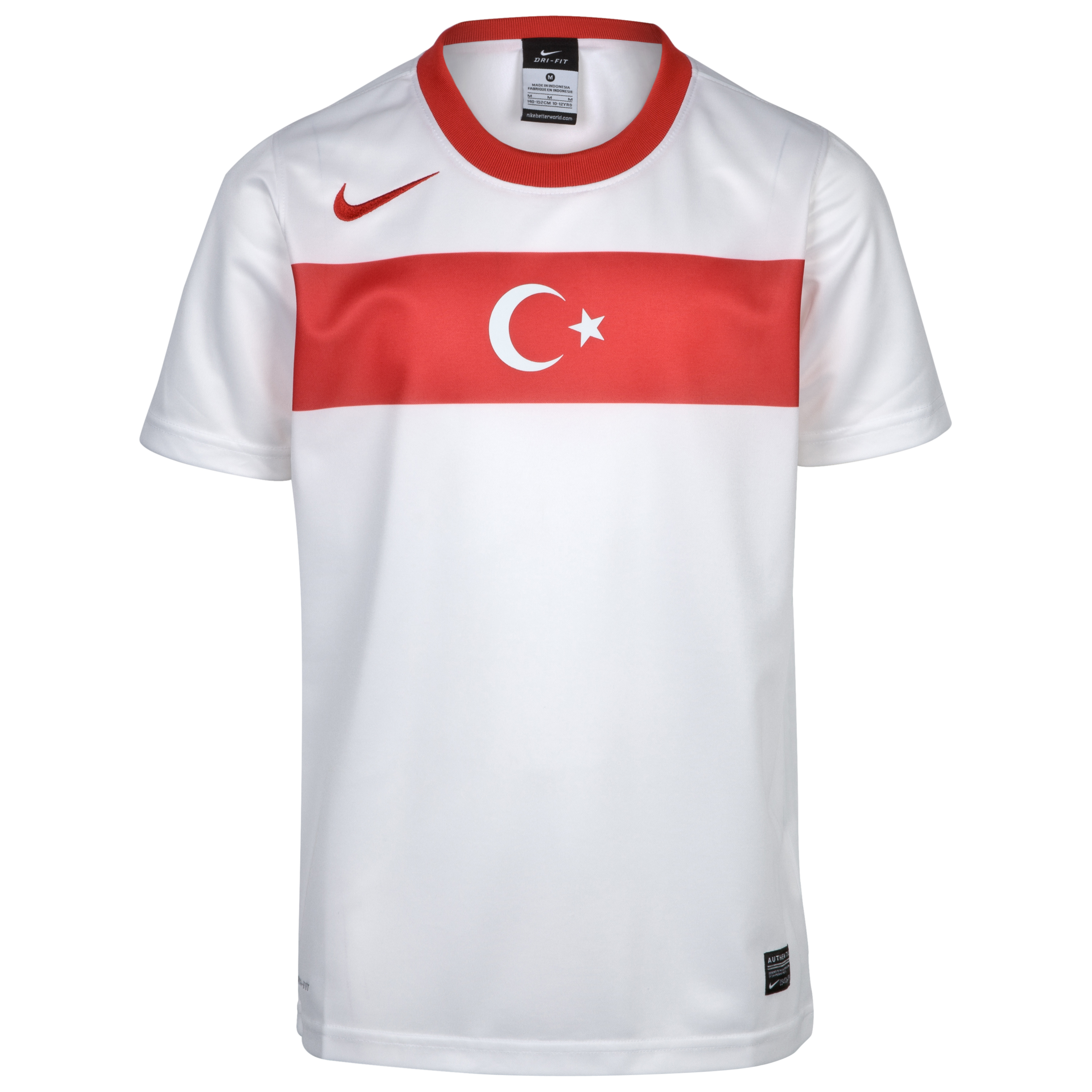 Turkey Away Stadium Shirt 2012/13 - Kids