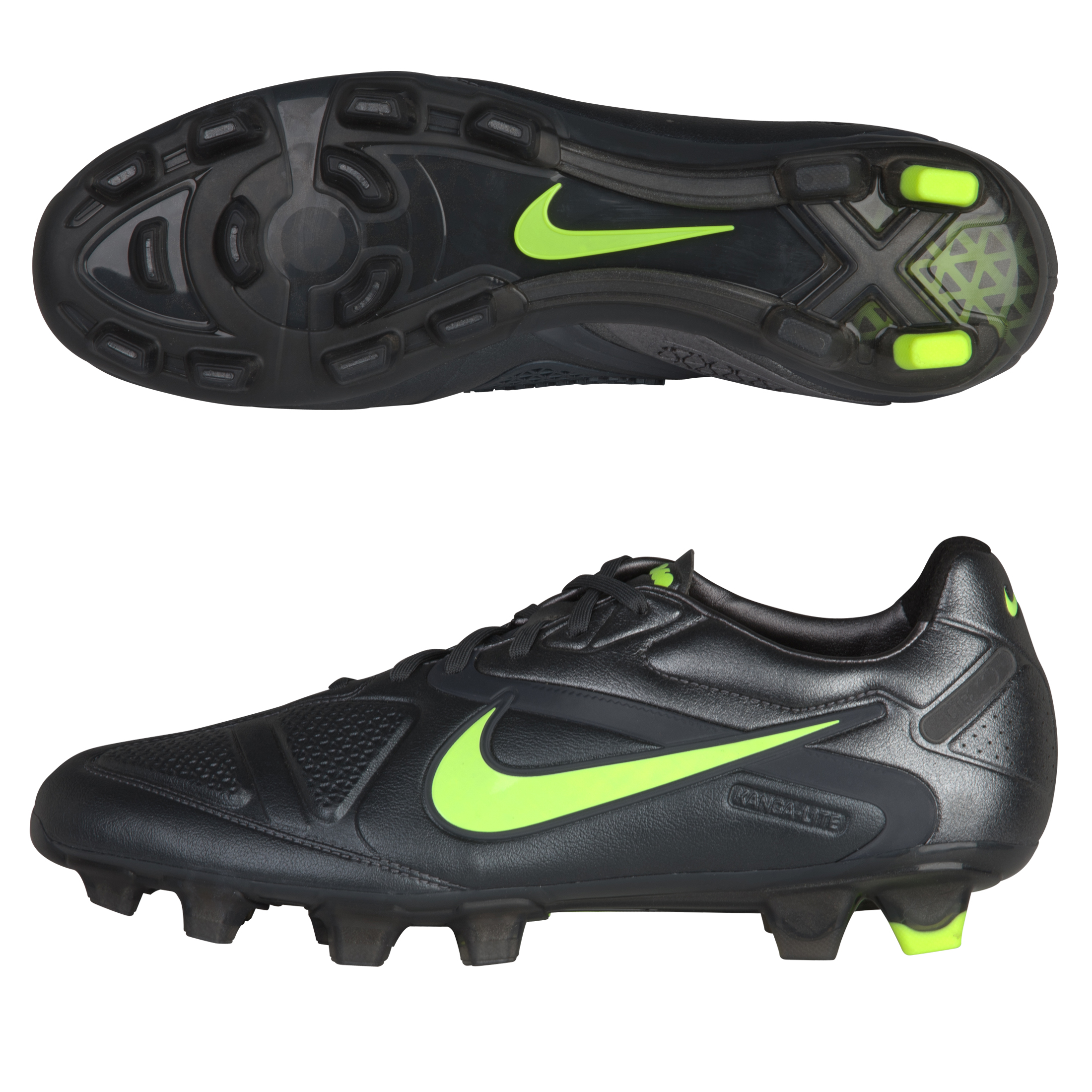 CTR360 Maestri II FG Dark Shadow/Volt/Metalic Dark Grey