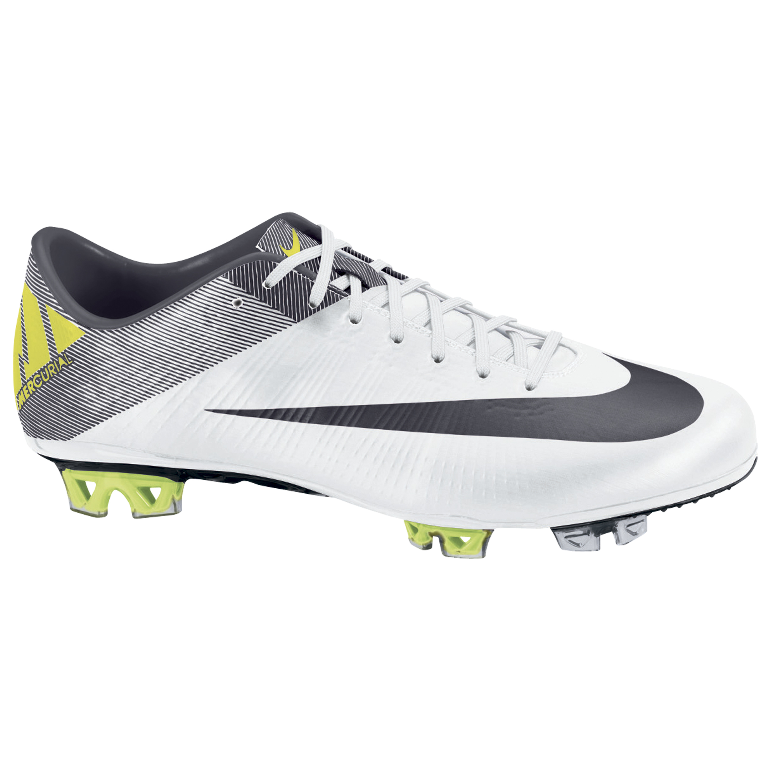 Nike Vapor Superfly III Firm Ground Football Boots - Trace Blue/Anthracite/Cyber