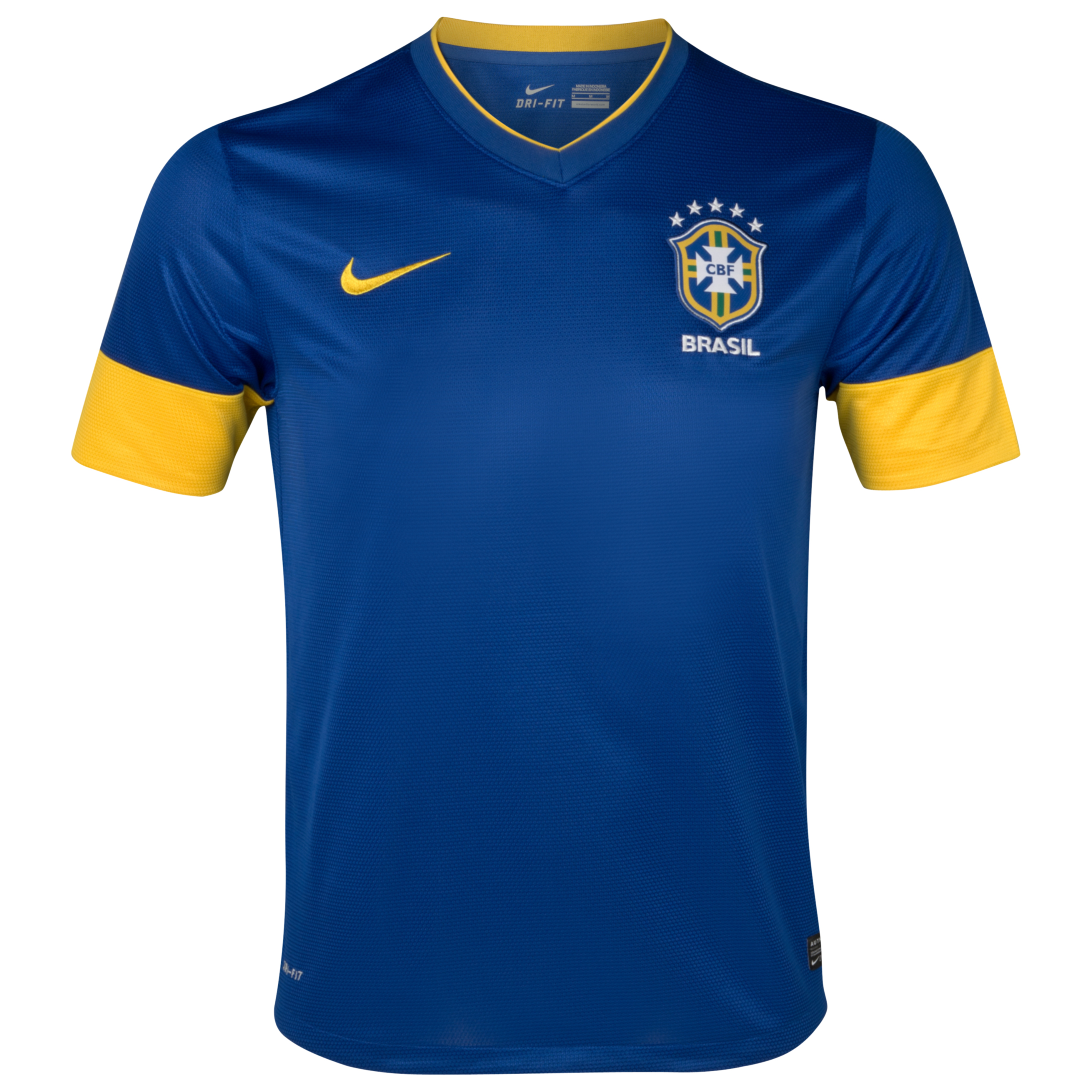 Brazil Away Shirt 2012/13