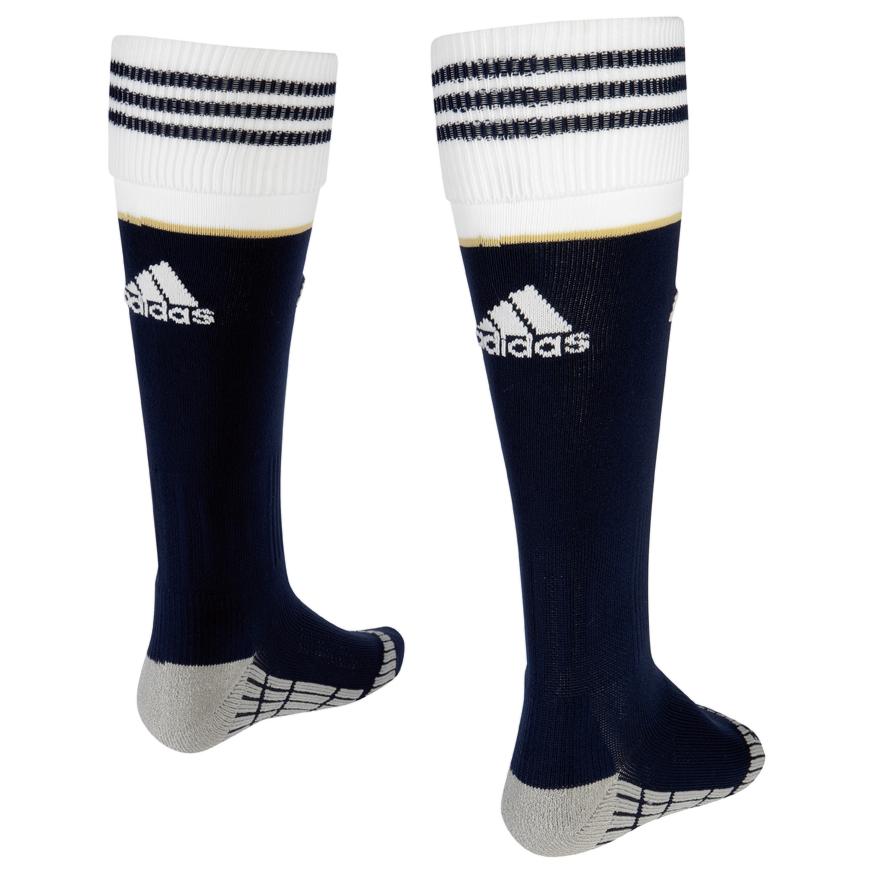 Scotland Away Sock 2012/14 - White/Dark Indigo