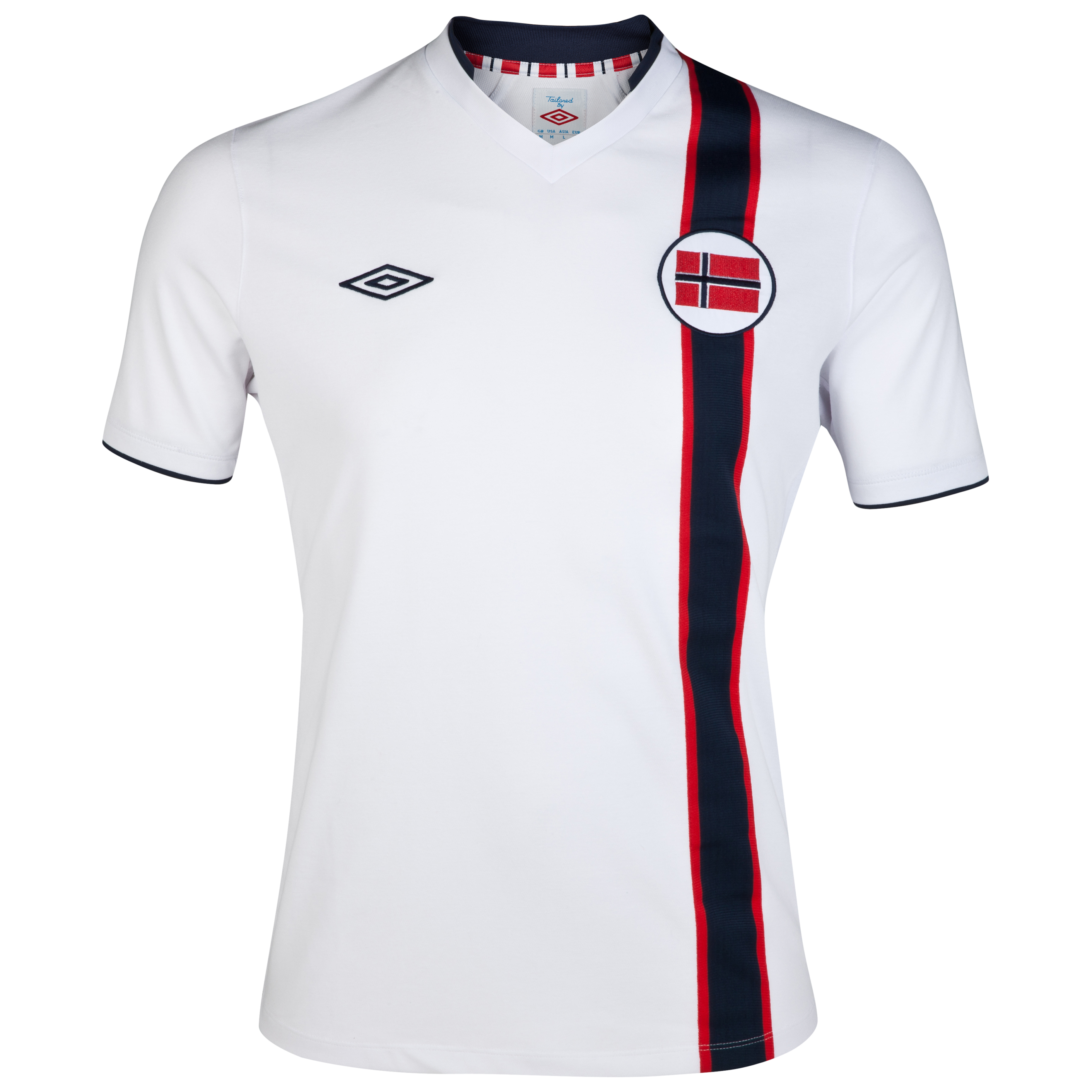 Norway Away Shirt 2012/13