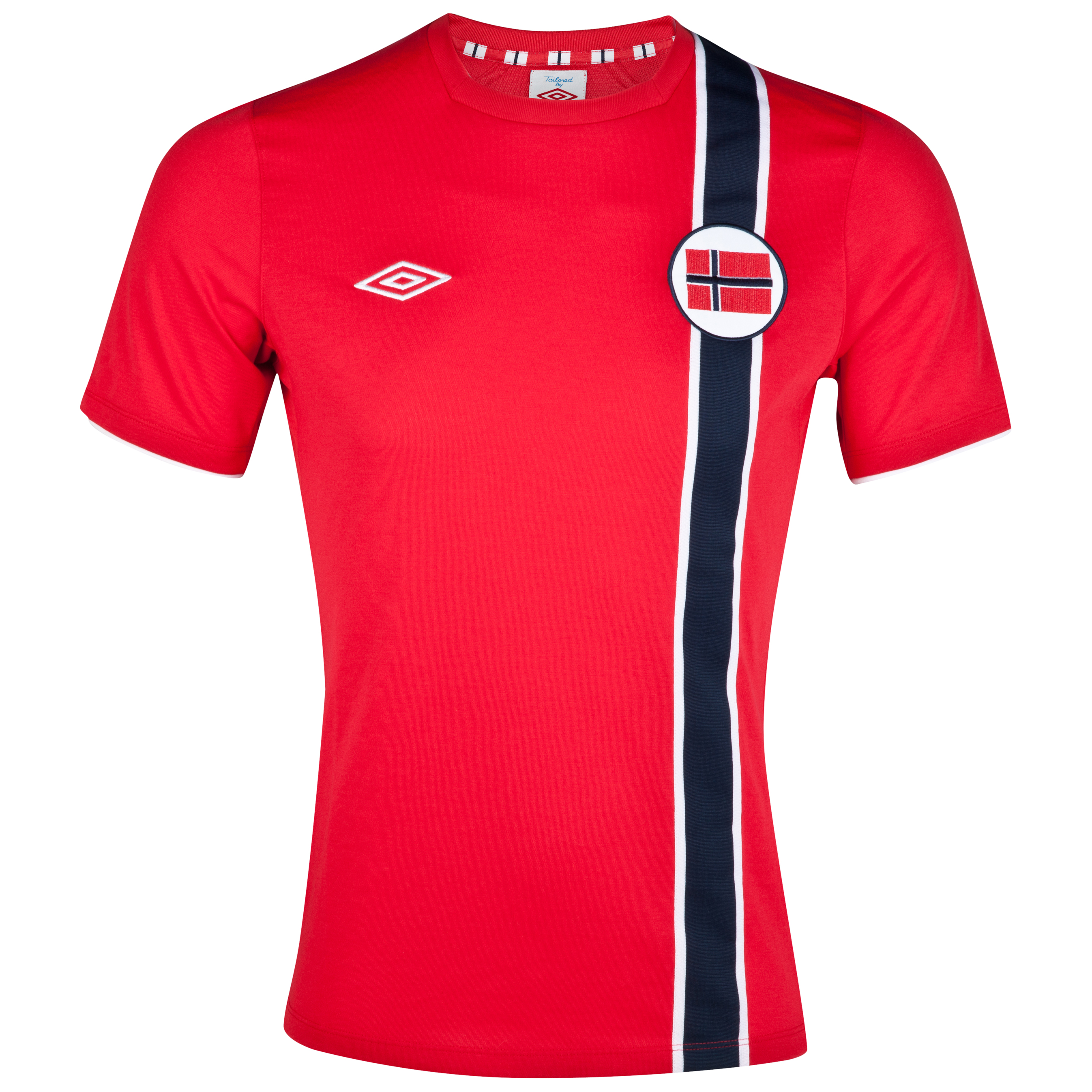 Norway Home Shirt 2012/13