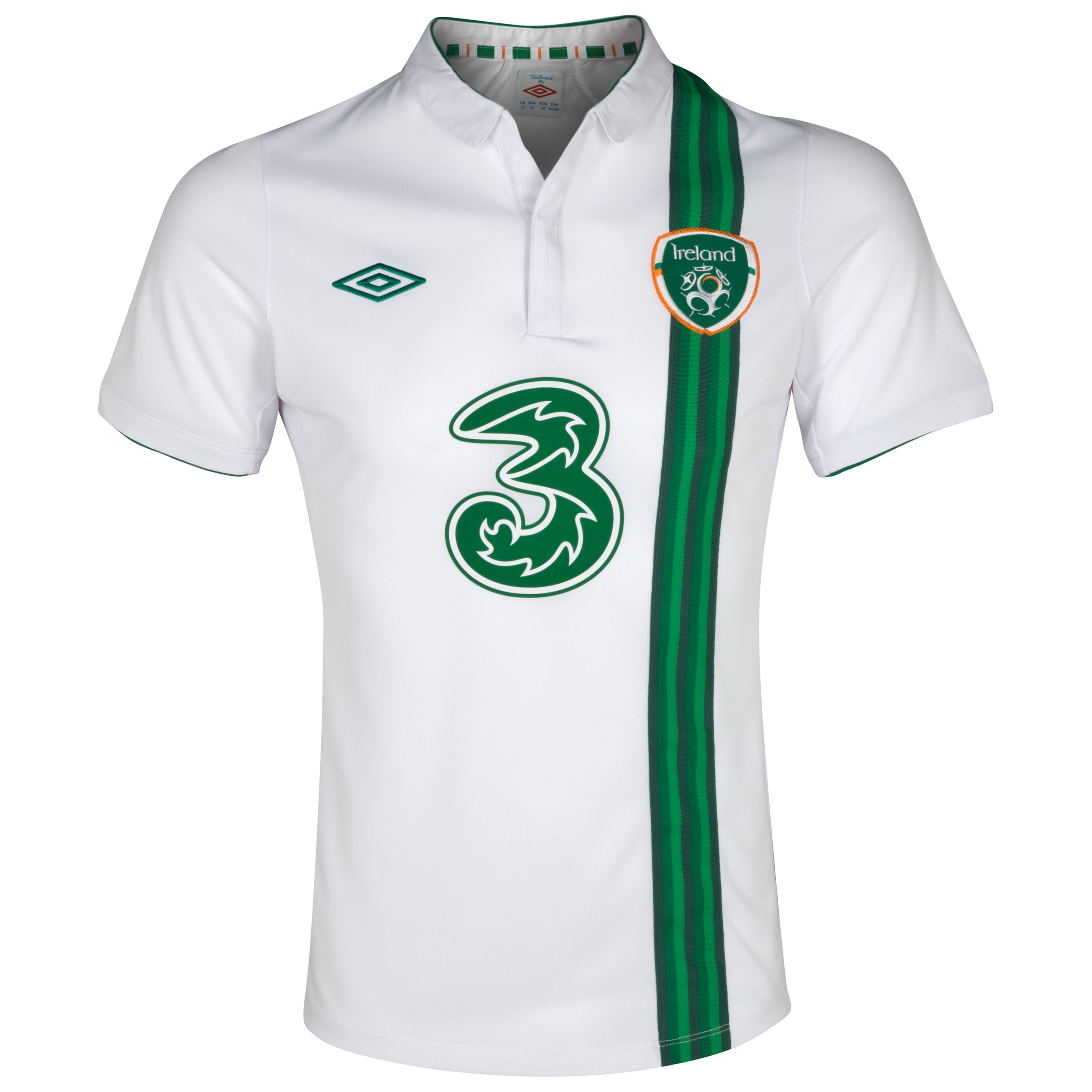 Republic of Ireland Away Shirt 2012/13