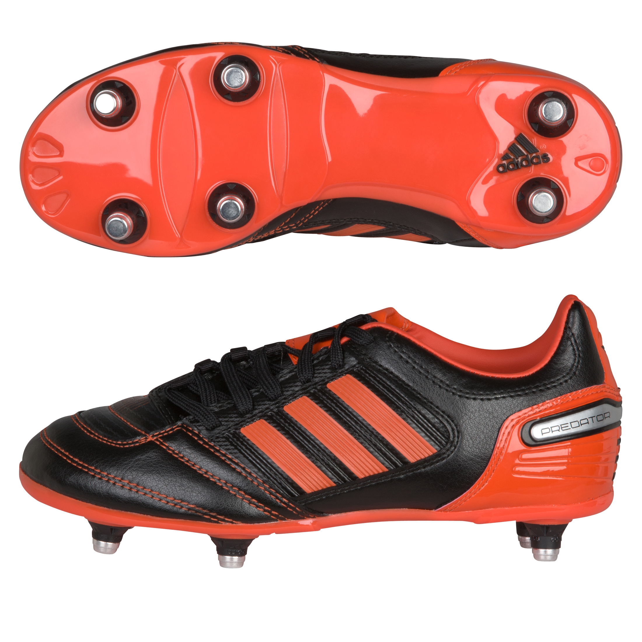 adidas Absolado RX Soft Ground Synthetic Rugby Boots - Kids