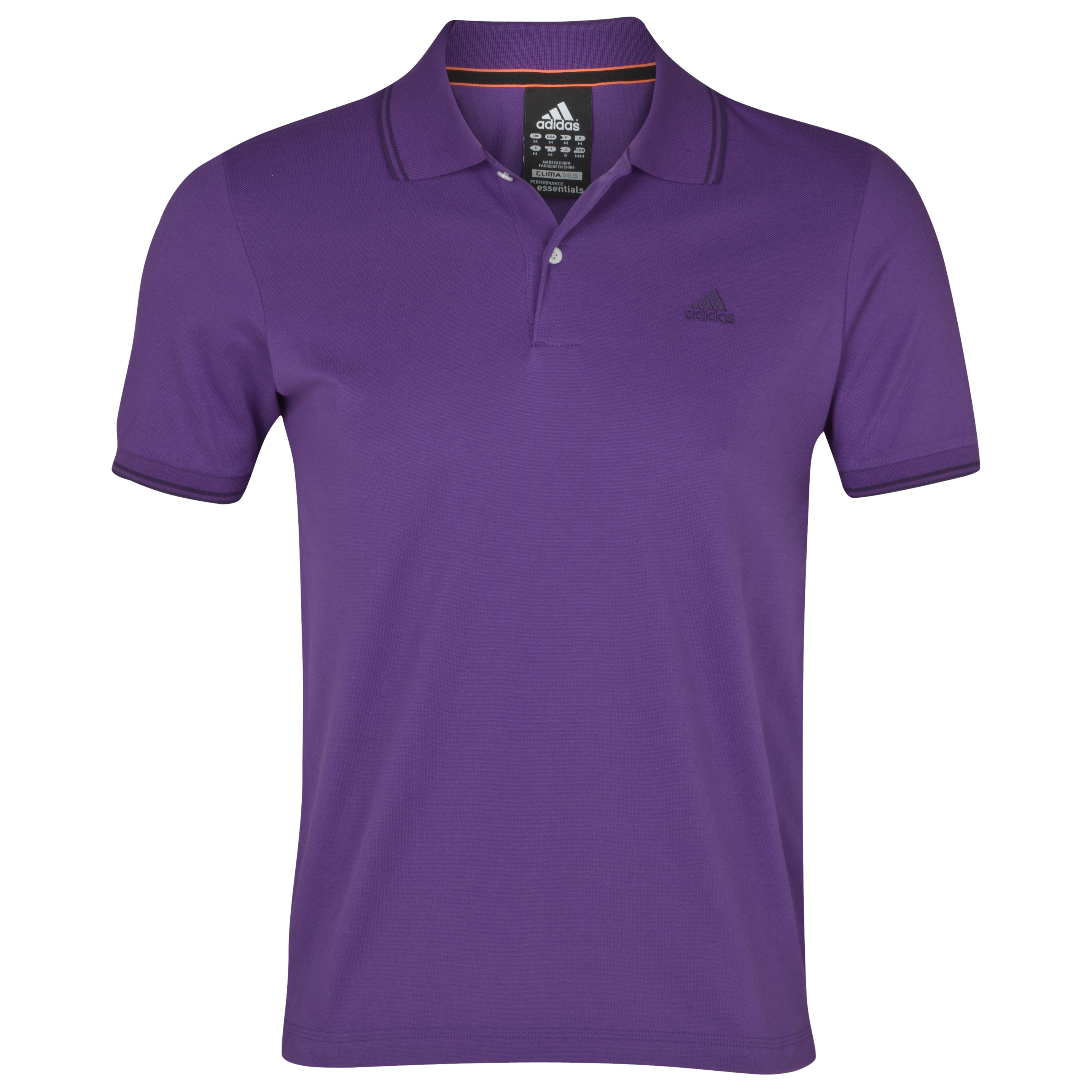 Adidas Essentials Polo - Sharp Purple F11