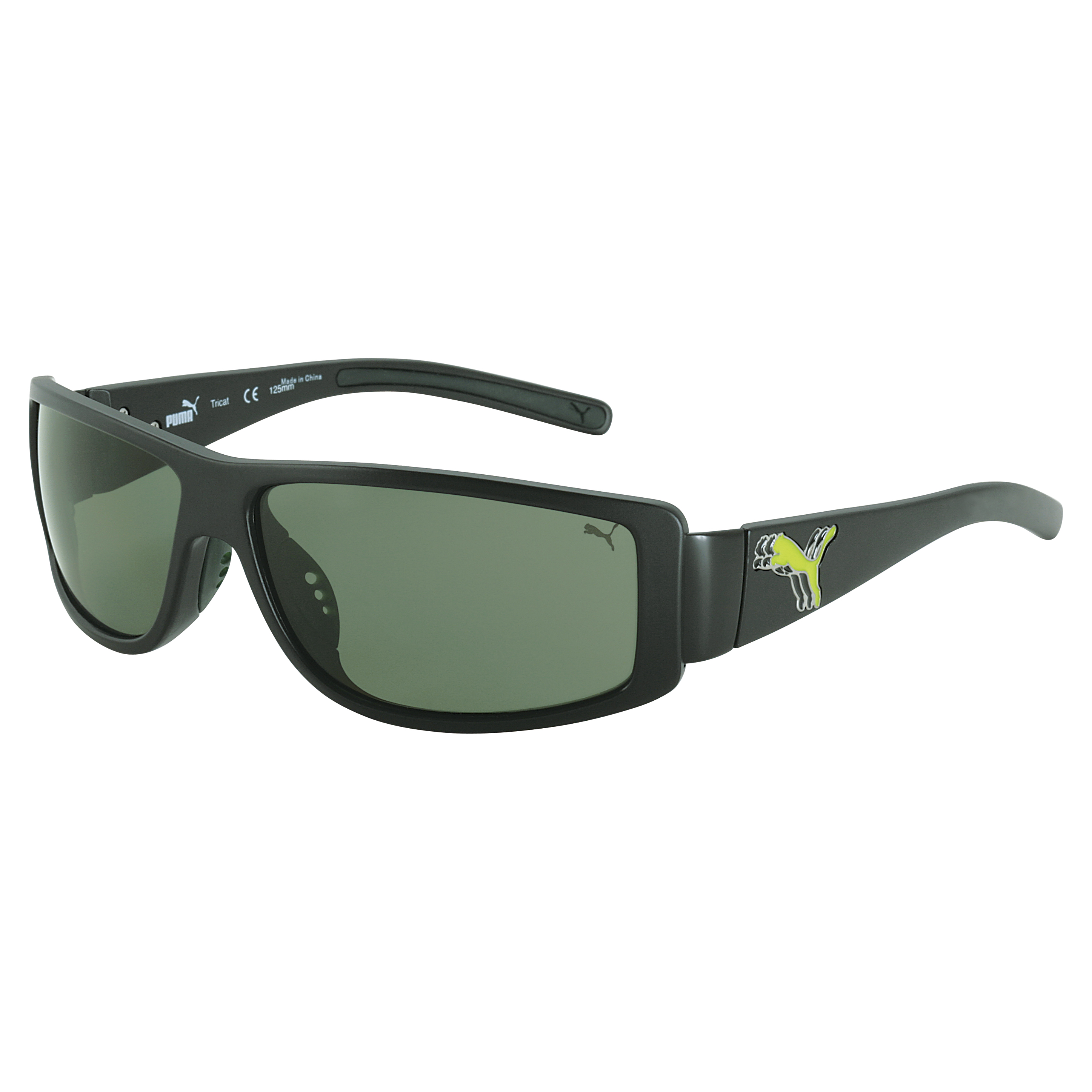Puma Tricat Sunglasses - Black