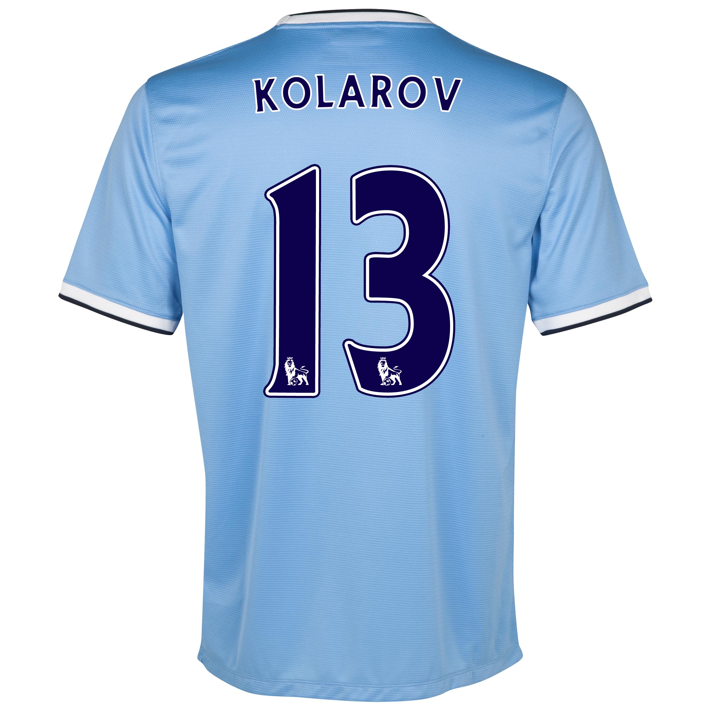 Kolarov hero shirts