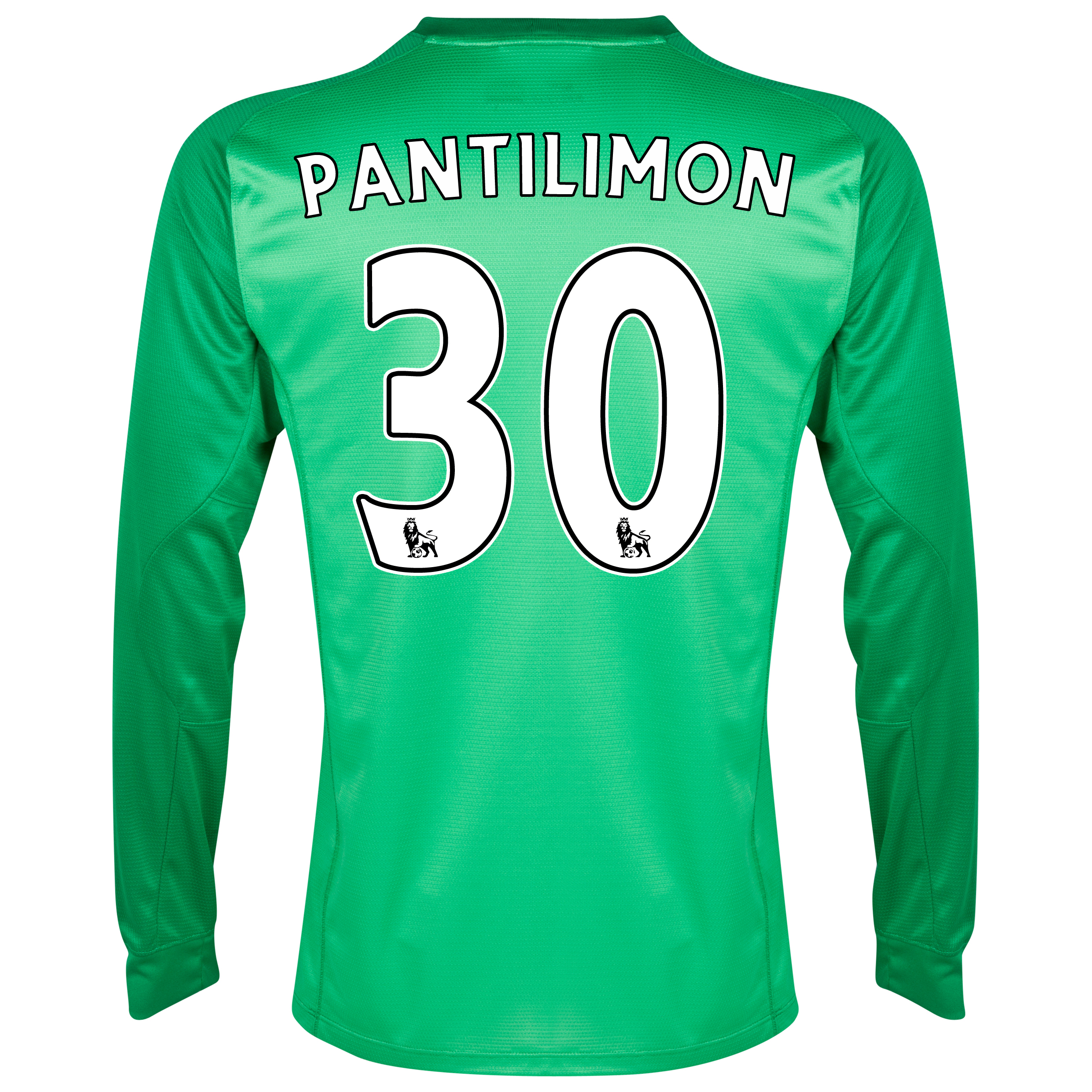 Manchester City Option 2 Goalkeeper Shirt 2013/14 - Junior with Pantilimon 30 printing