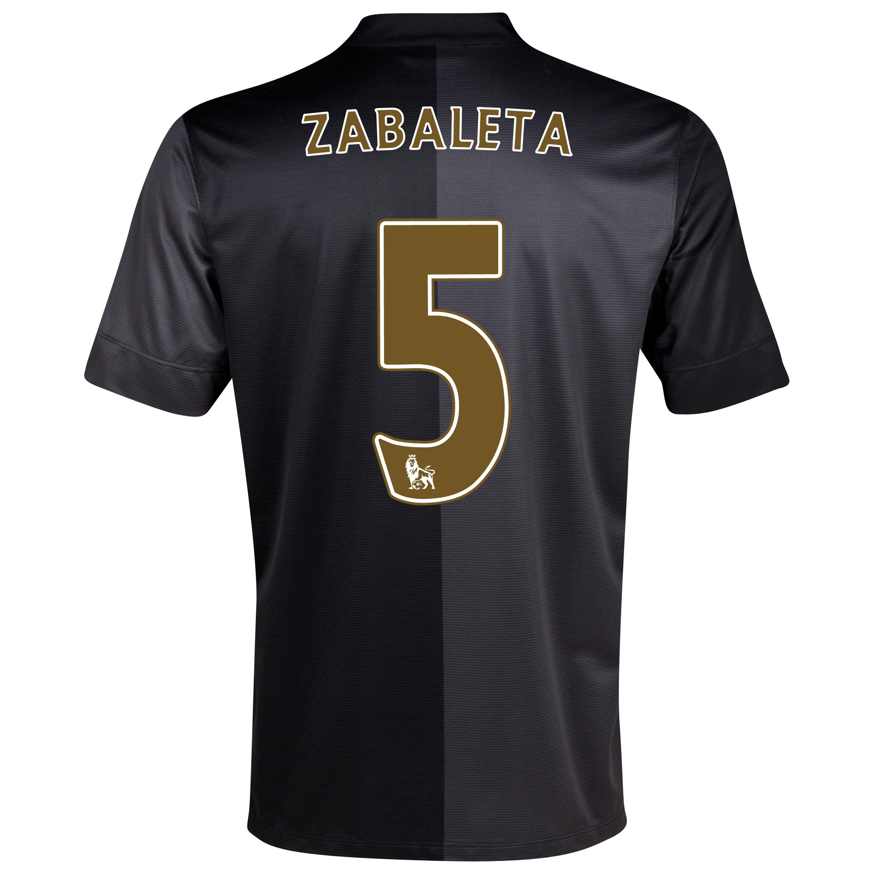 Zabaleta hero shirts