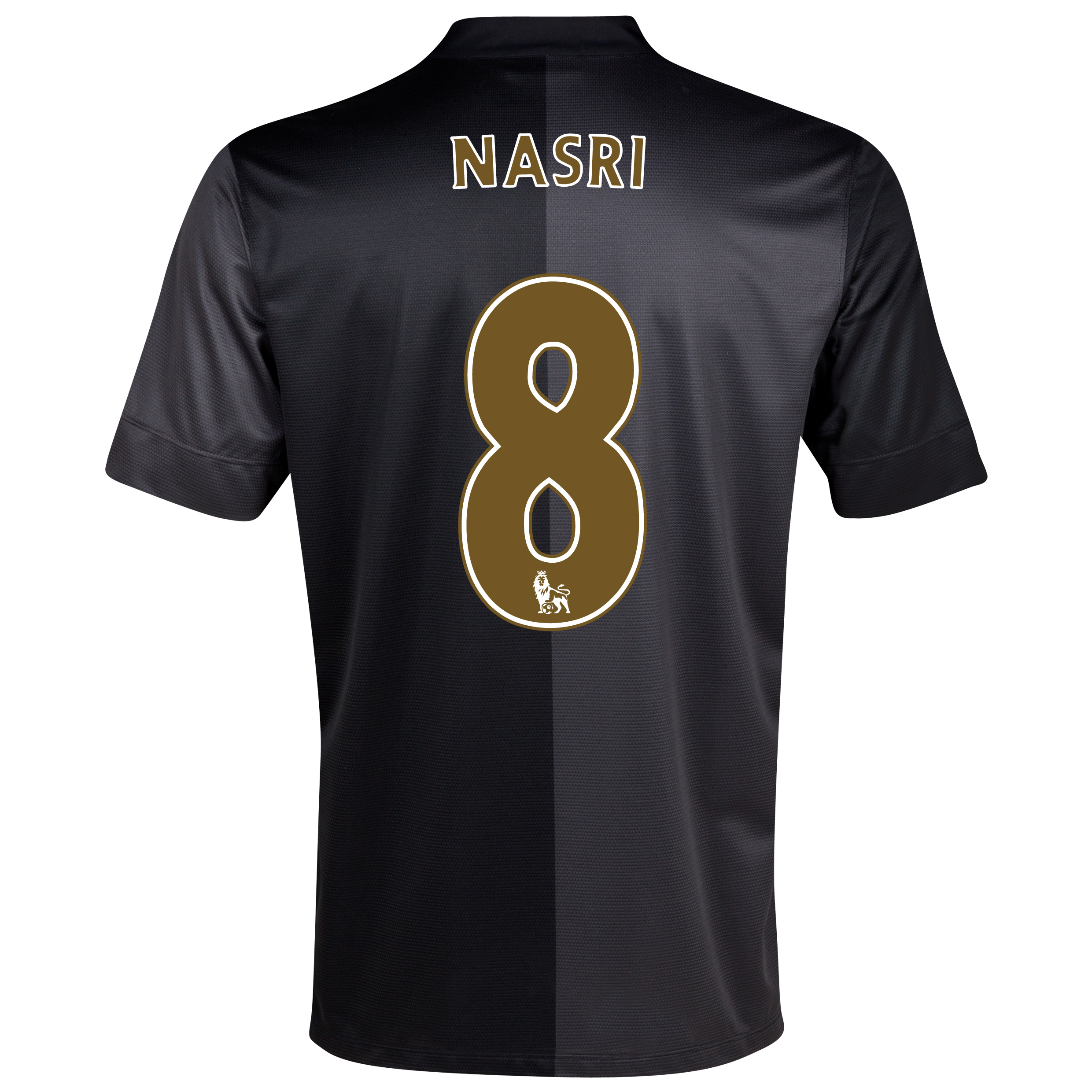 Manchester City Away Shirt 2013/14 with Nasri 8 printing