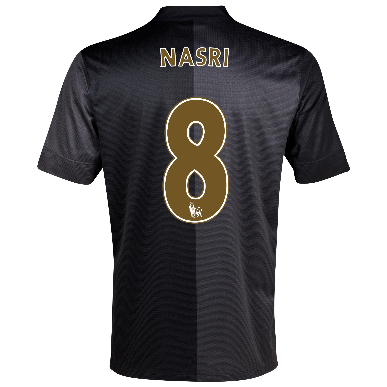Nasri hero shirts