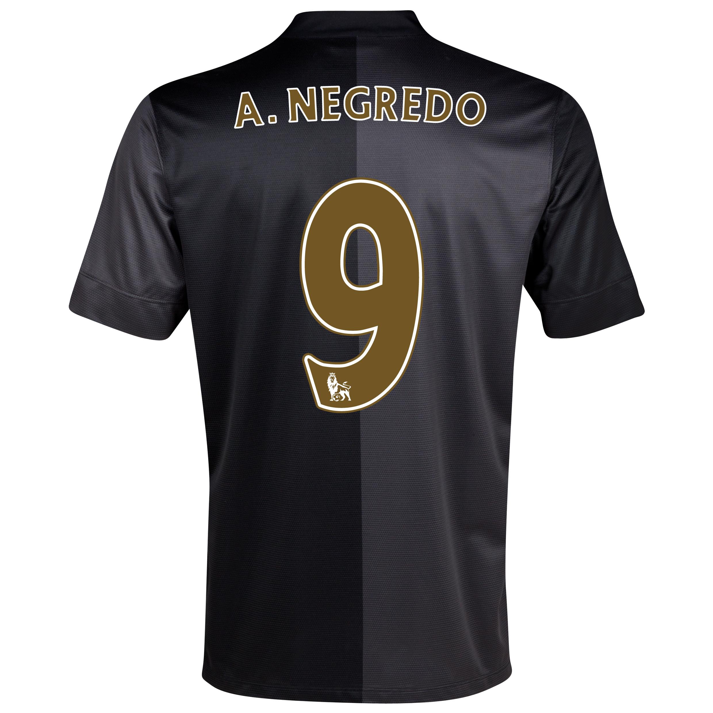 A.Negredo 9 Hero shirts