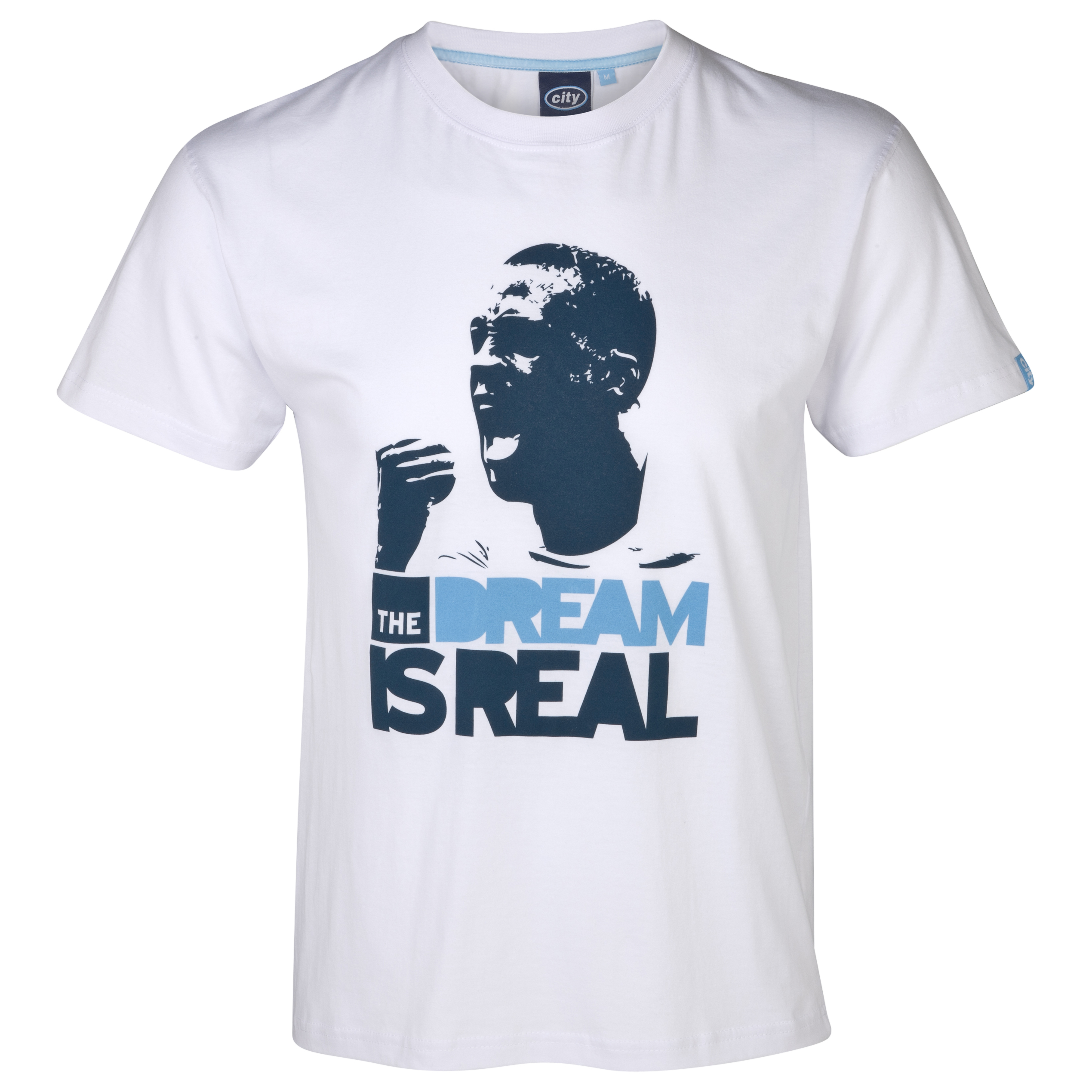 Manchester City Toure Dream T-Shirt - White - Kids